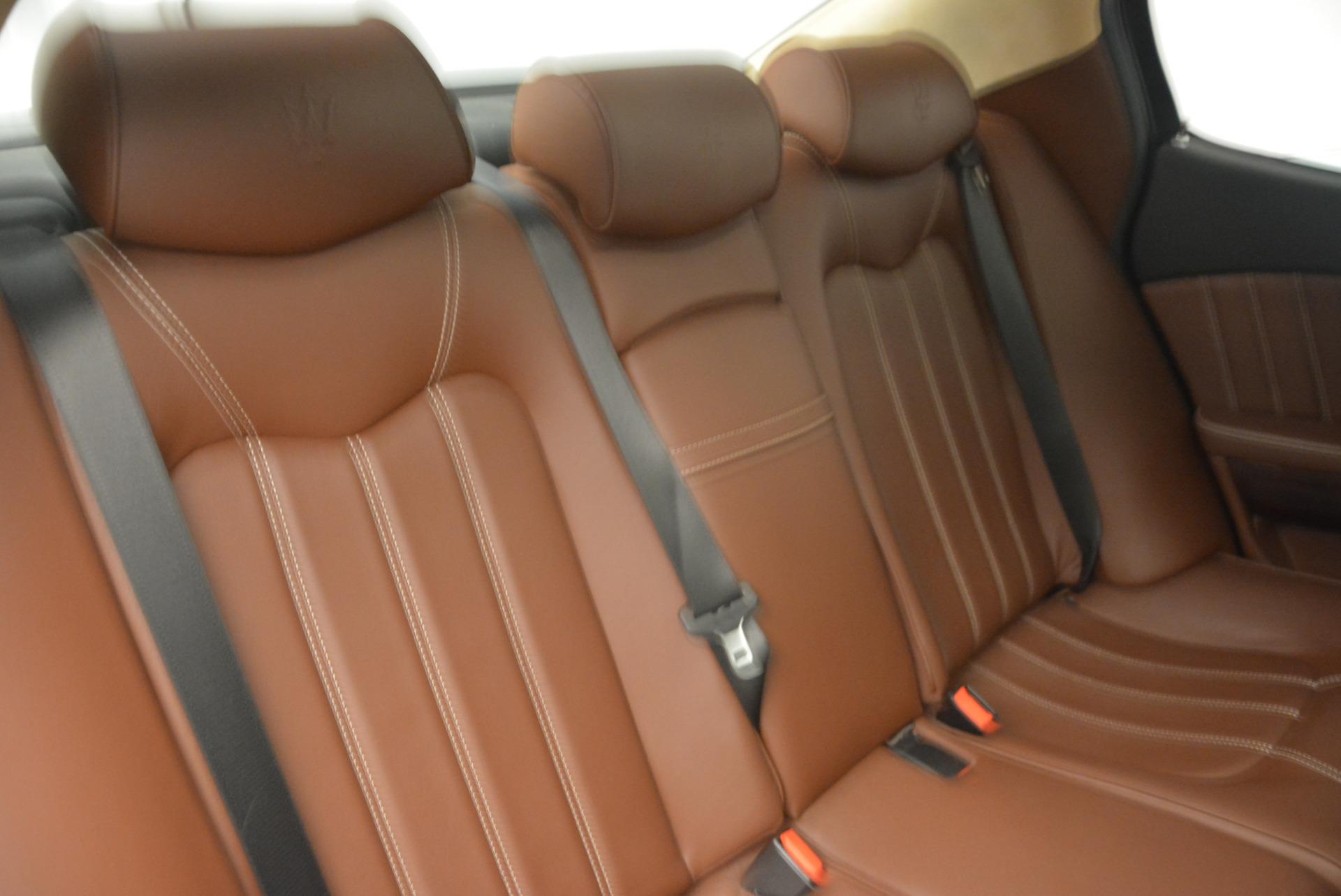 Used 2013 Maserati Quattroporte S | Greenwich, CT