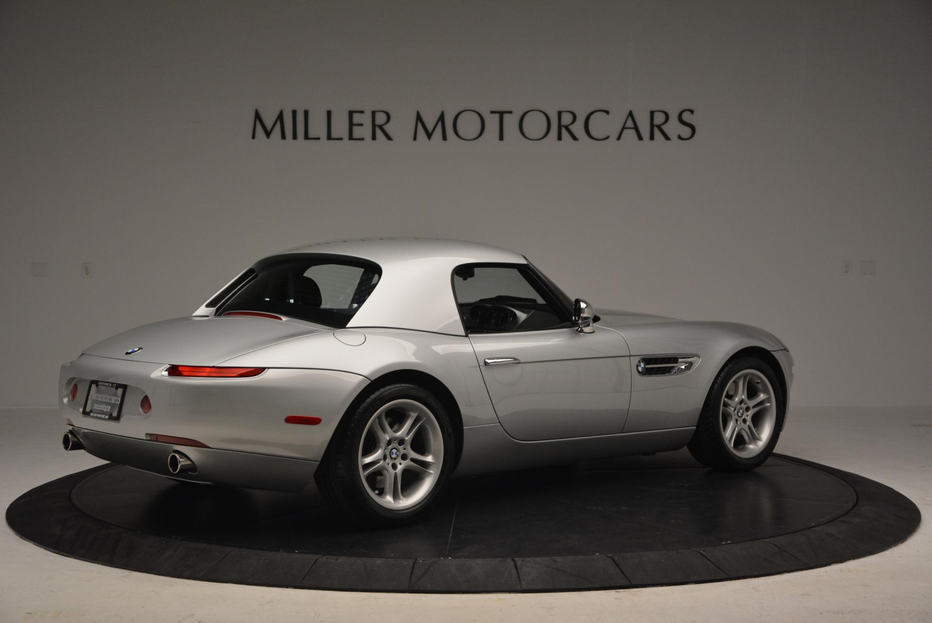 Used 2000 BMW Z8  | Greenwich, CT