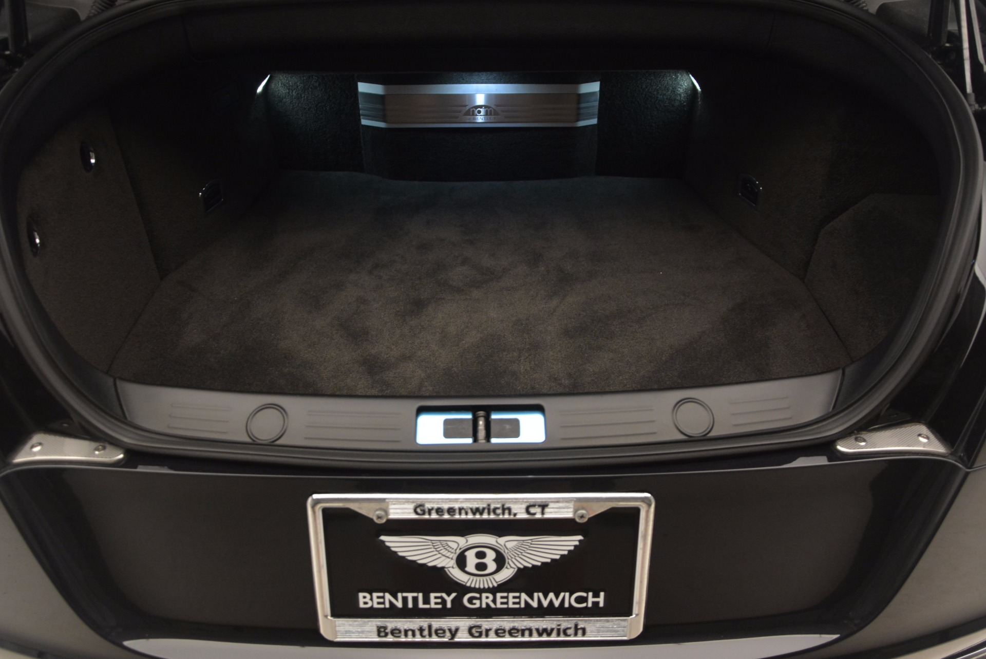 Used 2012 Bentley Continental GT W12 Convertible | Greenwich, CT