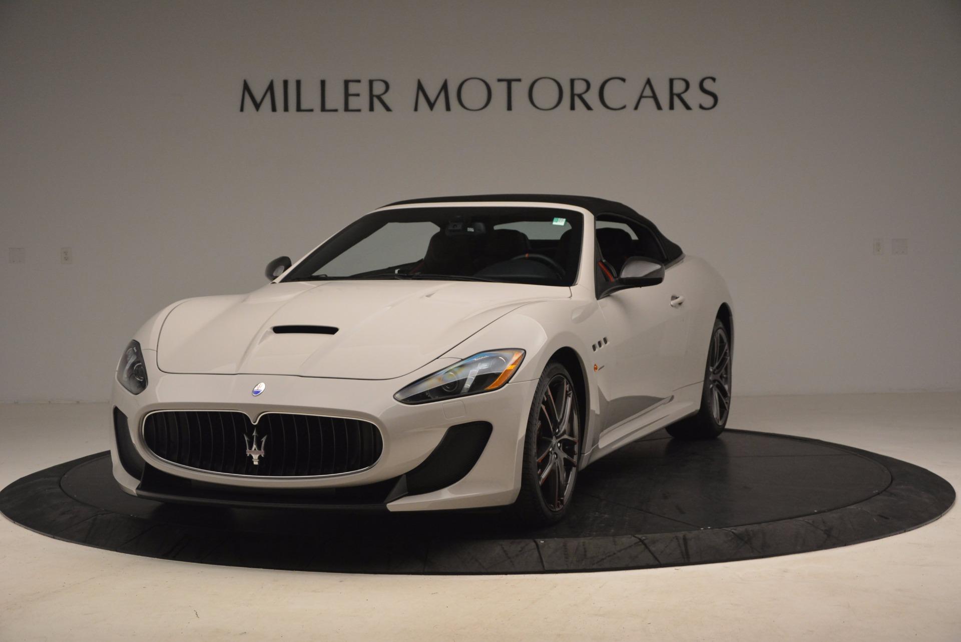 Used 2015 Maserati GranTurismo MC Centennial | Greenwich, CT