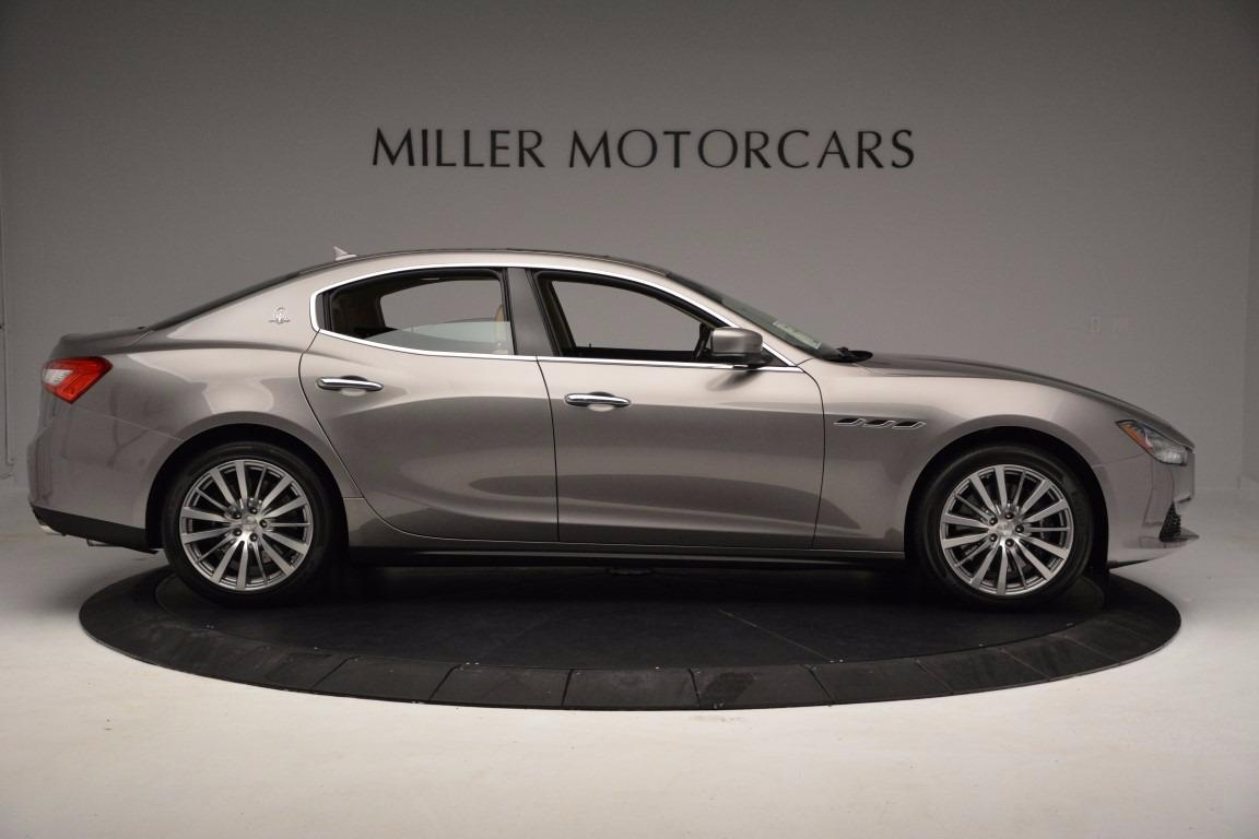Used 2017 Maserati Ghibli S Q4 Ex-Loaner | Greenwich, CT