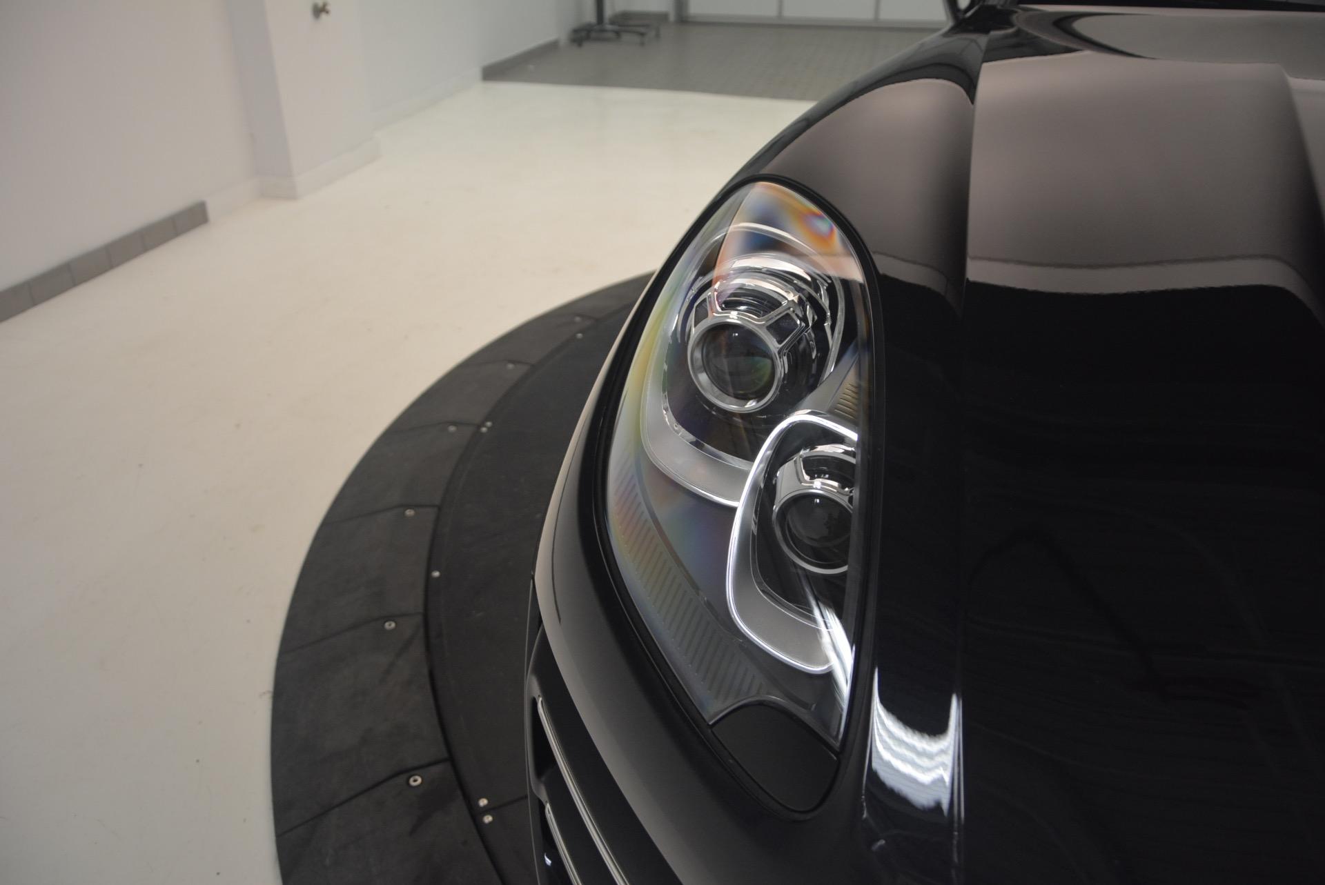 Used 2016 Porsche Macan Turbo | Greenwich, CT