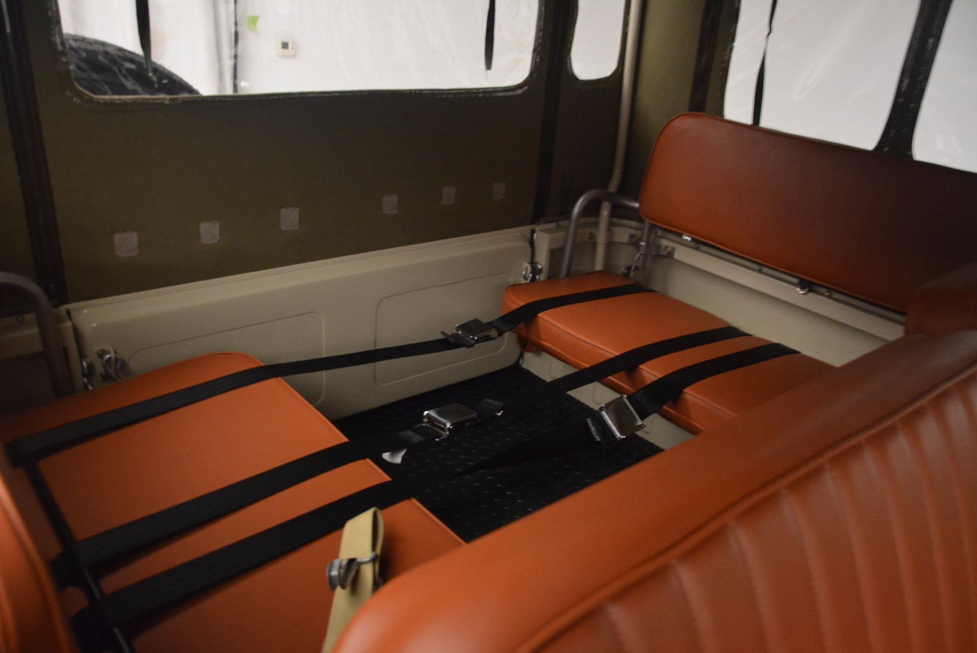 Used 1966 Toyota FJ40 Land Cruiser Land Cruiser | Greenwich, CT