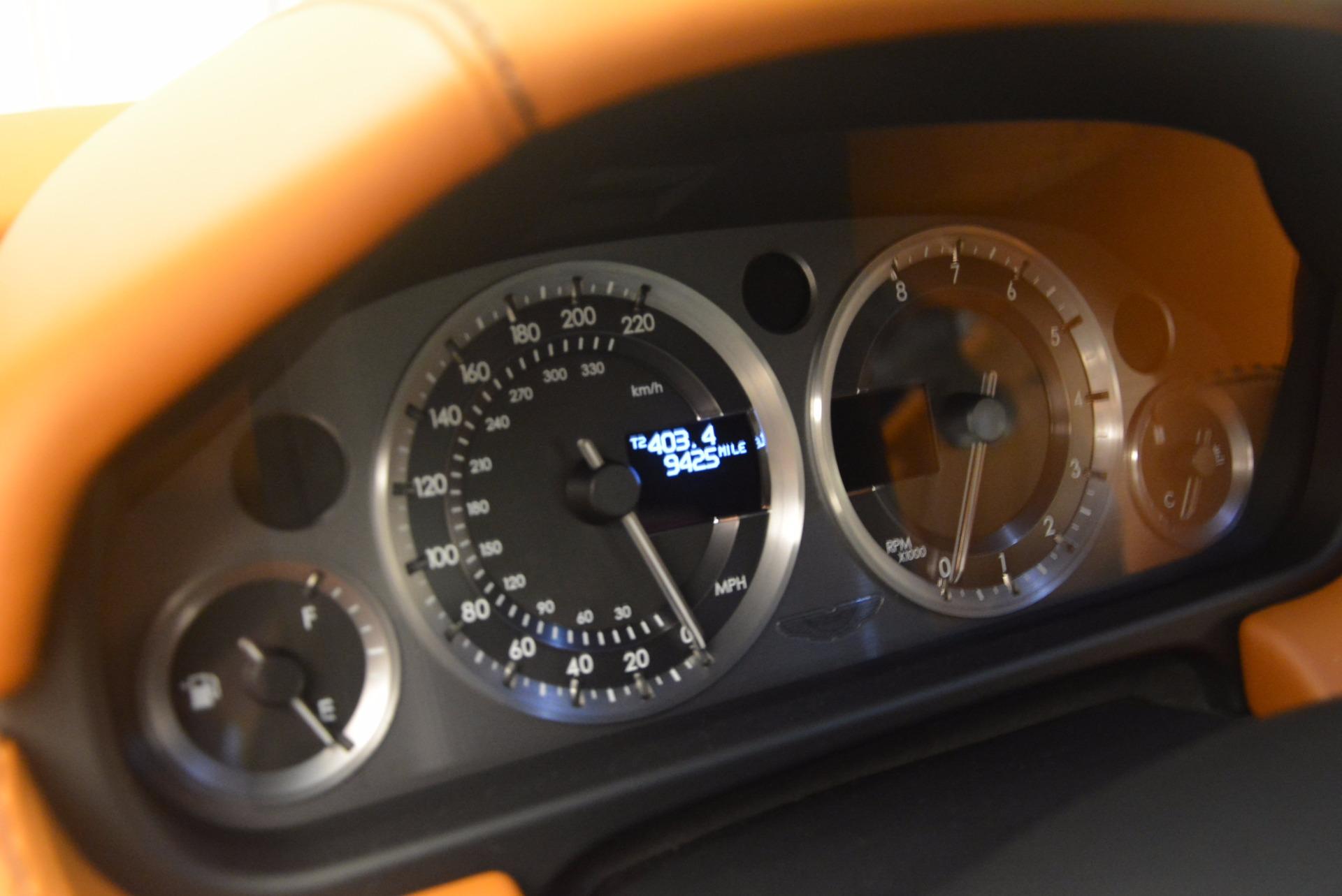 Used 2009 Aston Martin V8 Vantage    Greenwich, CT