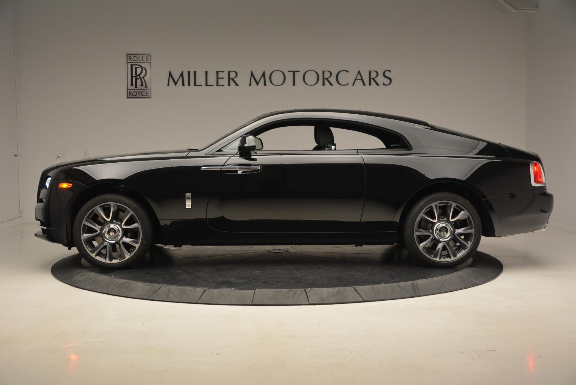 New 2018 Rolls Royce Wraith Greenwich Ct