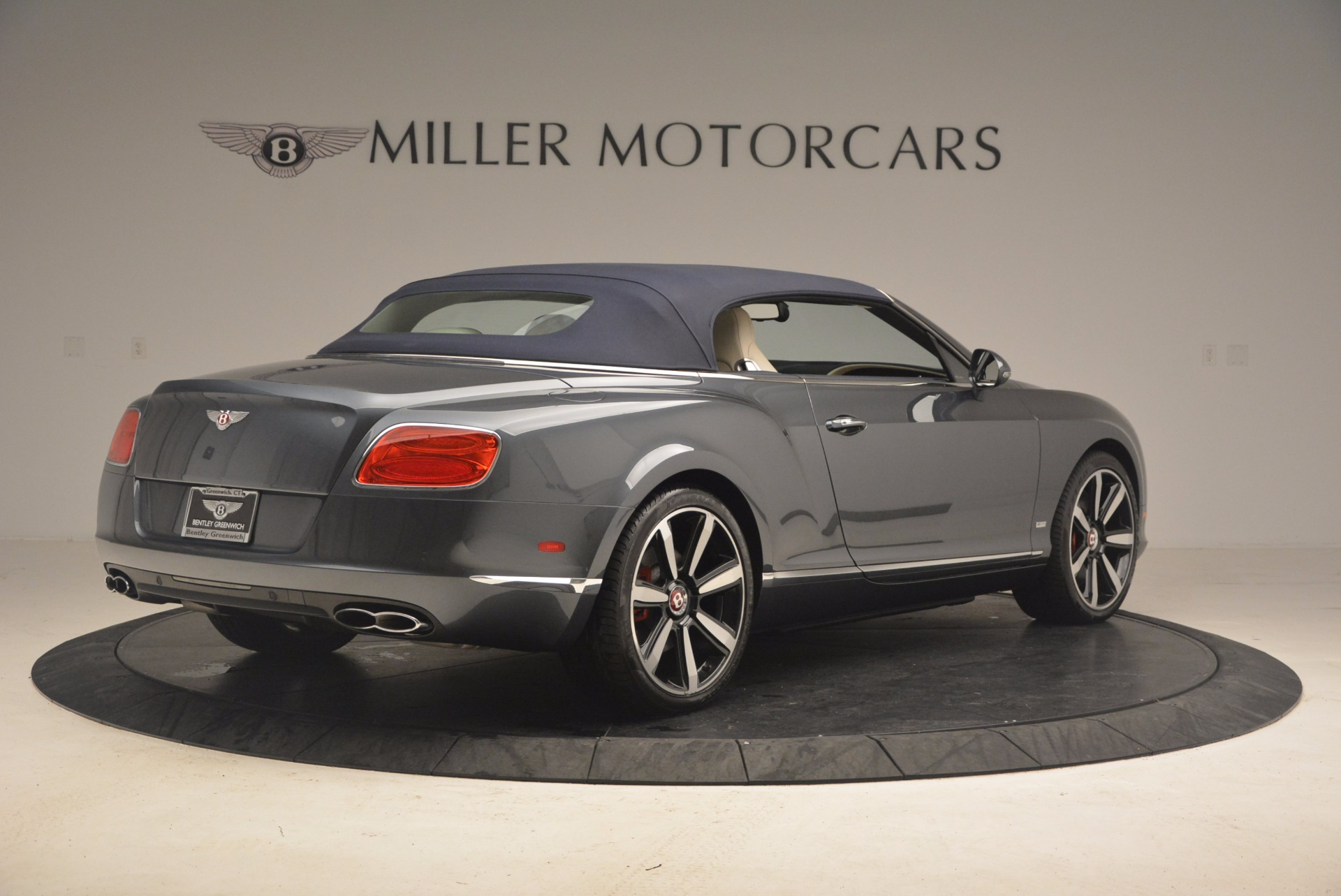 Used 2013 Bentley Continental GT V8 Le Mans Edition, 1 of 48 | Greenwich, CT