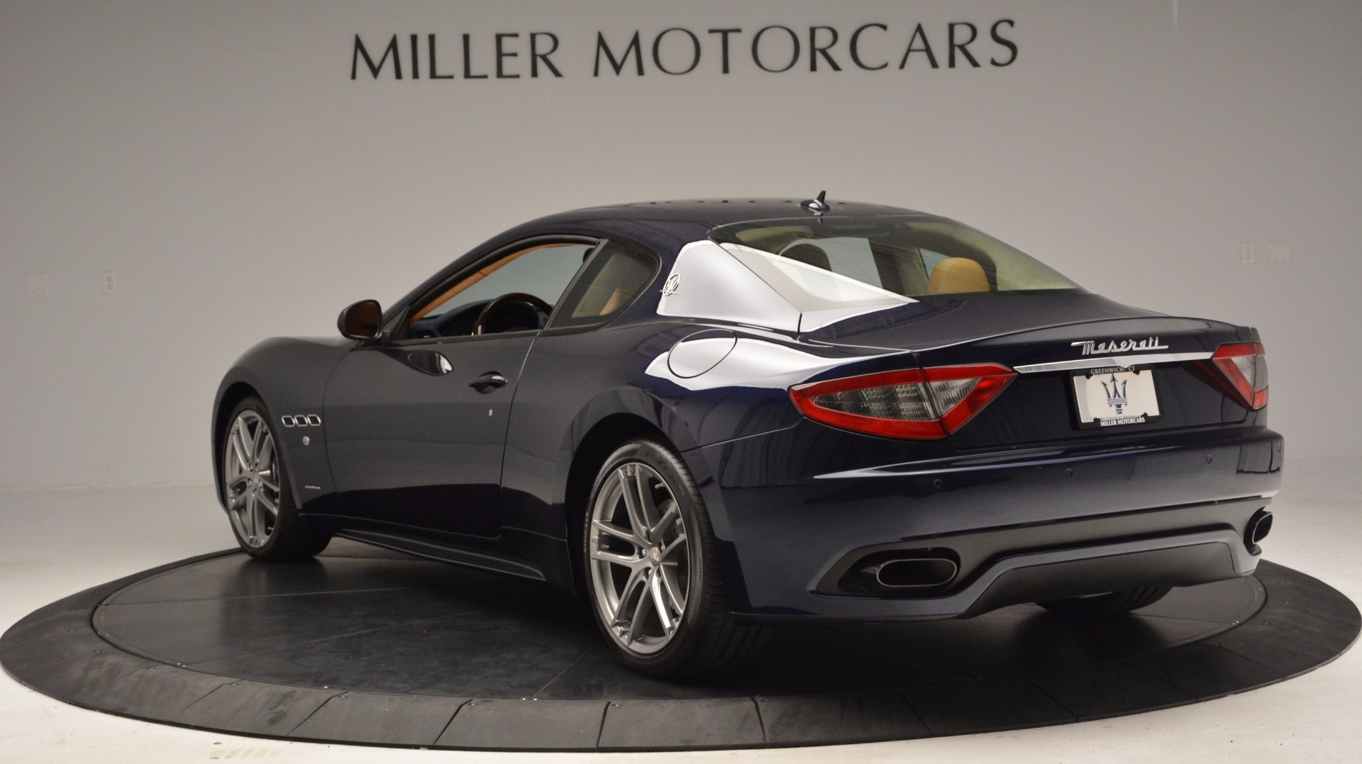 New 2017 Maserati GranTurismo Coupe Sport | Greenwich, CT