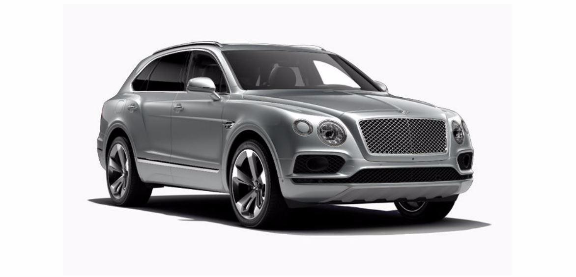 Used 2017 Bentley Bentayga W12   Greenwich, CT