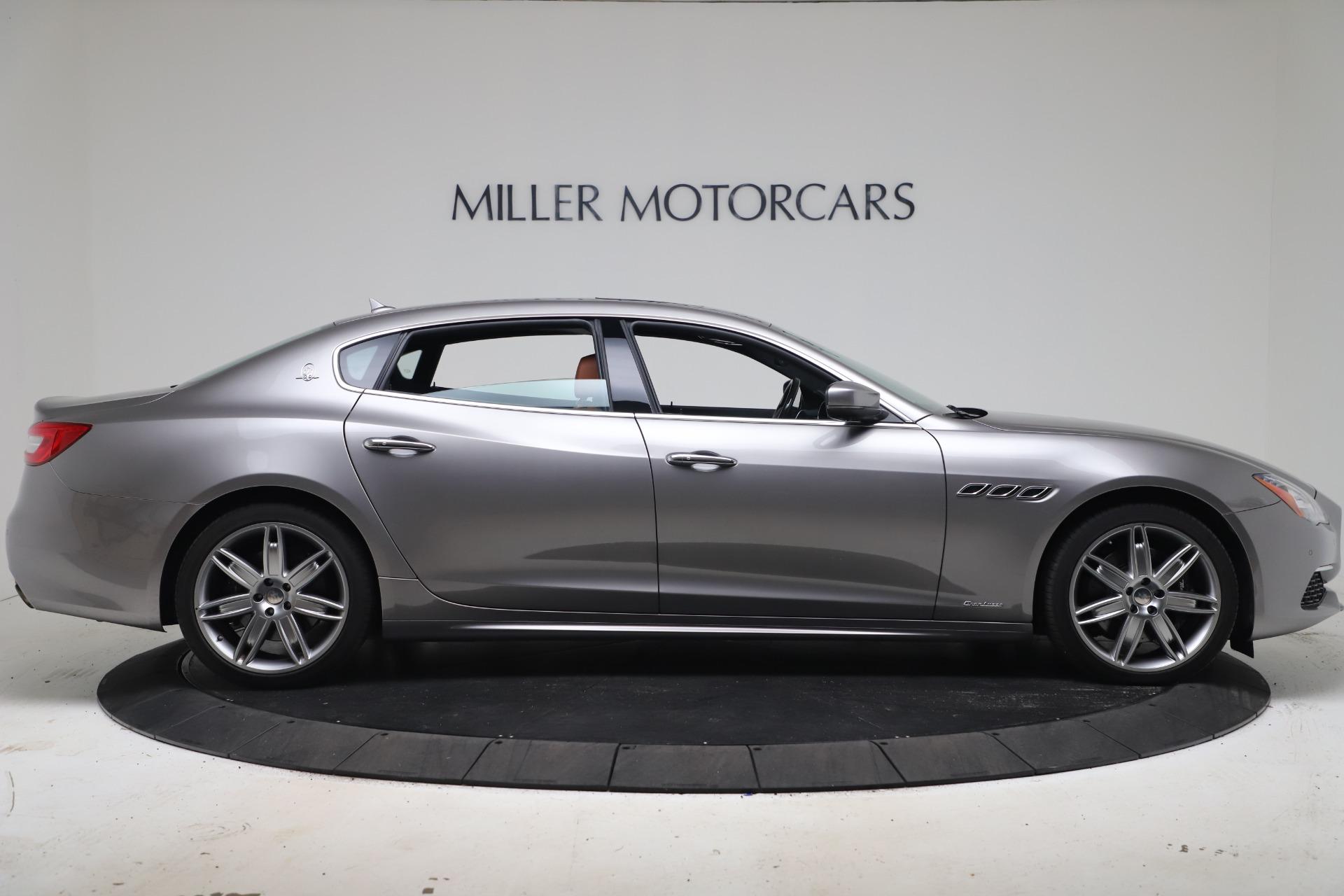 New 2017 Maserati Quattroporte SQ4 GranLusso/ Zegna | Greenwich, CT