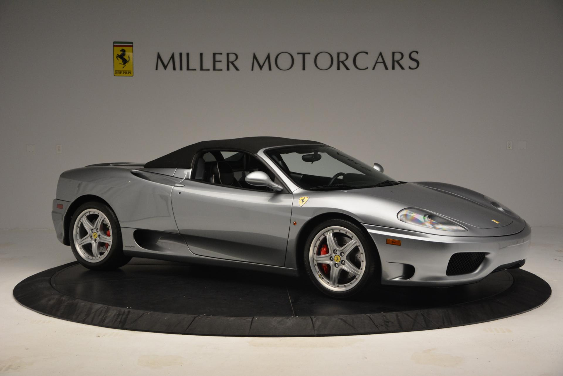 Used 2004 Ferrari 360 Spider 6-Speed Manual  | Greenwich, CT