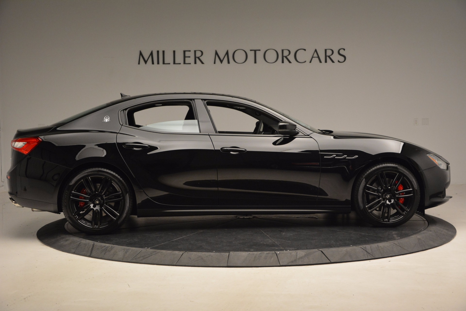 New 2017 Maserati Ghibli Nerissimo Edition S Q4 | Greenwich, CT
