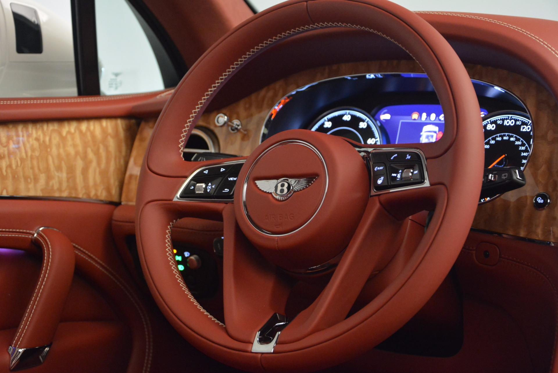 New 2018 Bentley Bentayga Onyx Edition | Greenwich, CT