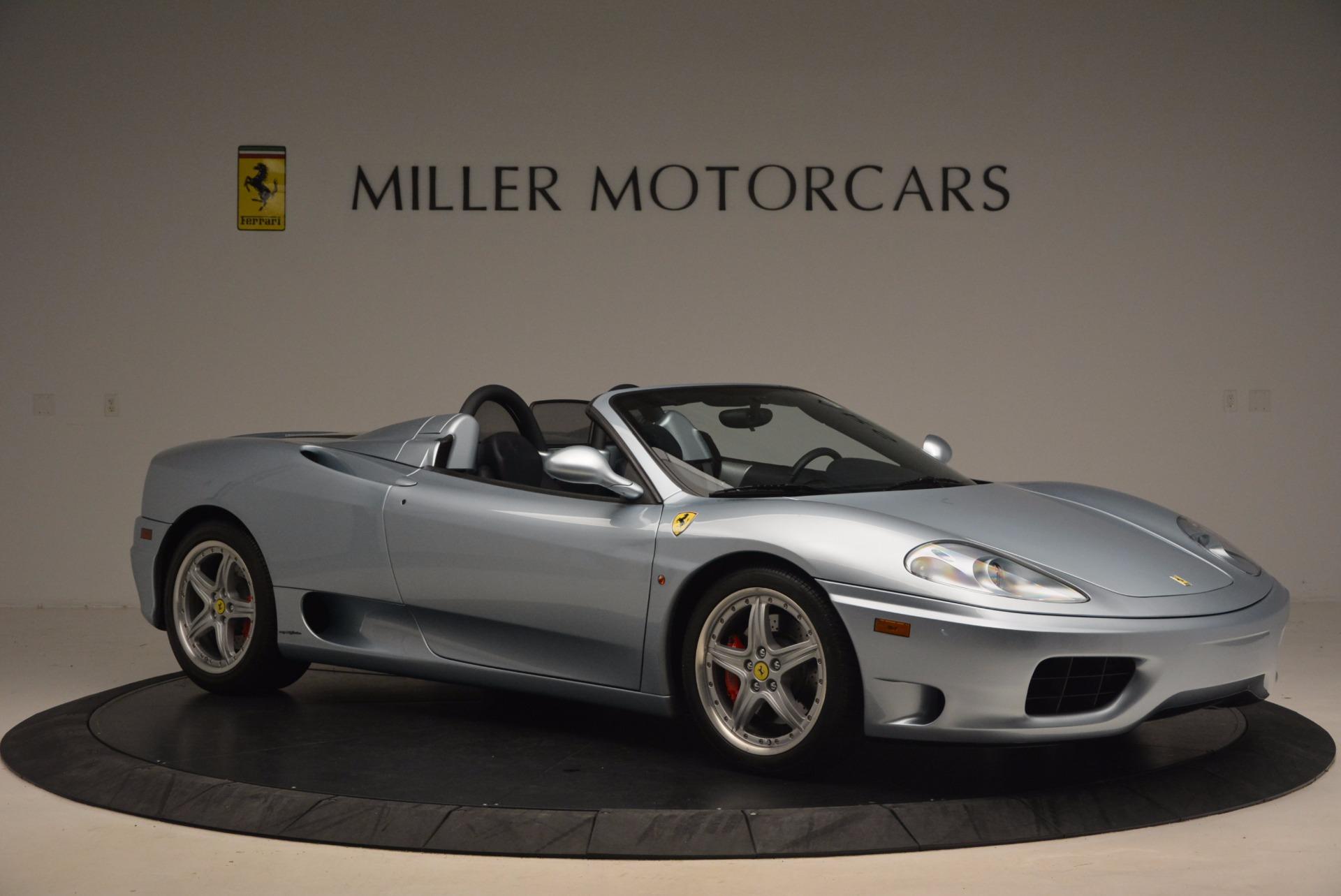 Used 2003 Ferrari 360 Spider 6-Speed Manual | Greenwich, CT