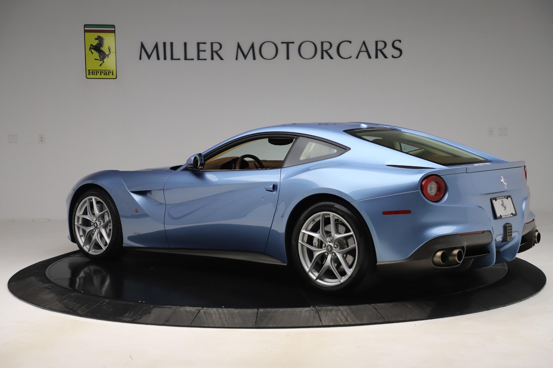 Used 2015 Ferrari F12 Berlinetta    Greenwich, CT