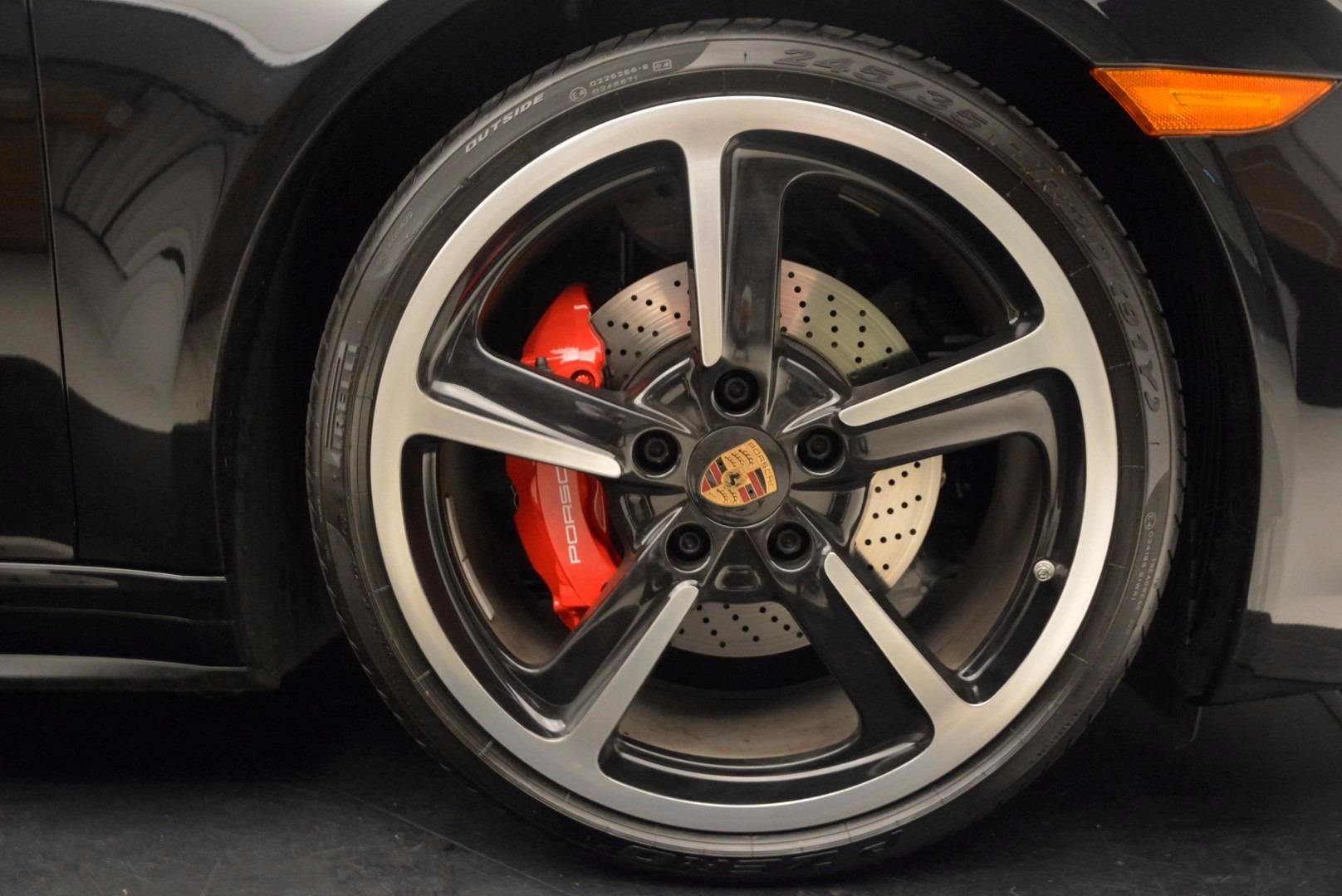 Used 2015 Porsche 911 Targa 4S | Greenwich, CT