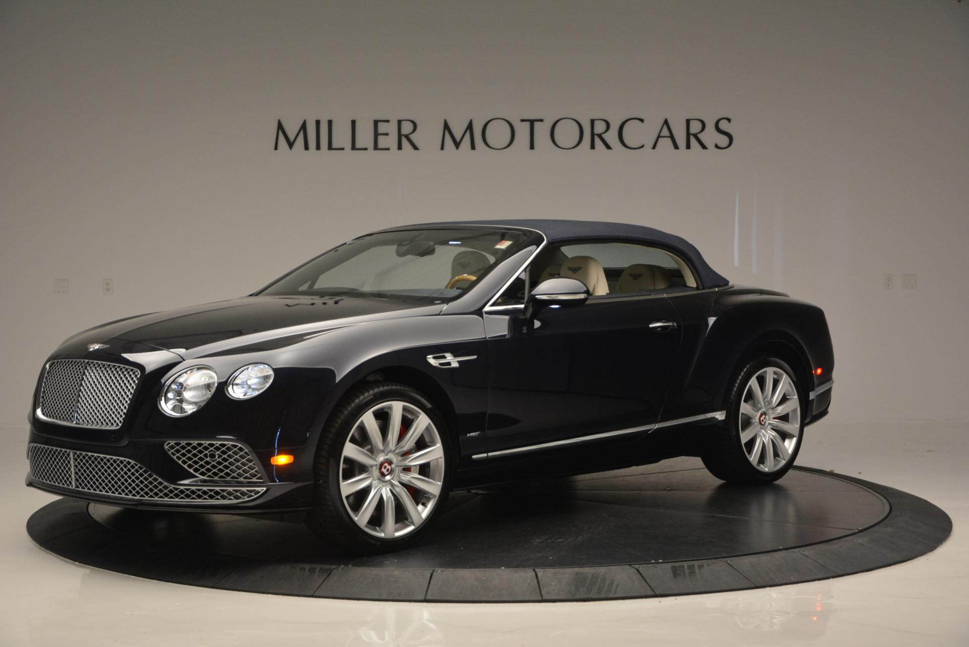 Used 2016 Bentley Continental GT V8 S Convertible    Greenwich, CT