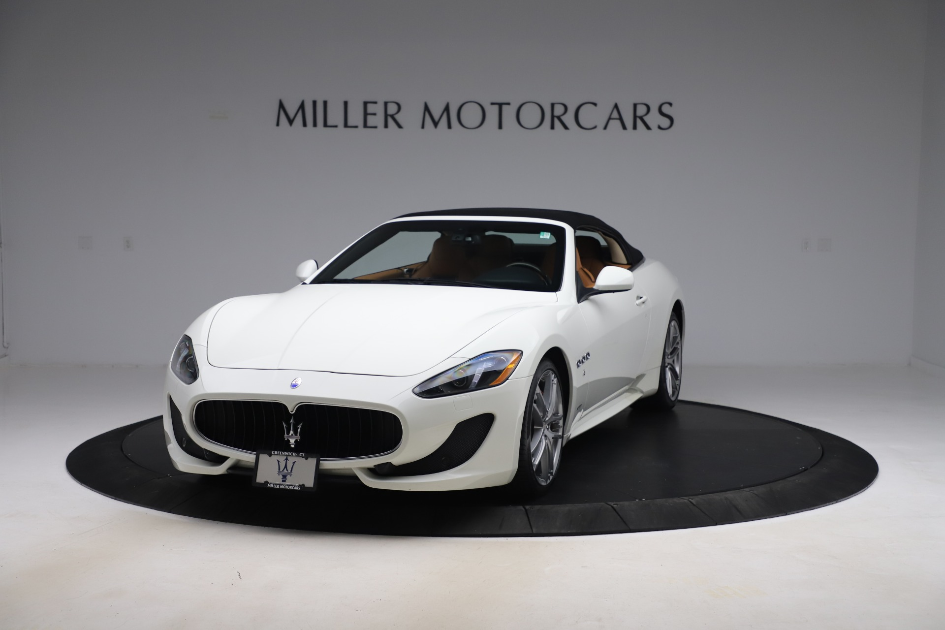 New 2017 Maserati GranTurismo Convertible Sport | Greenwich, CT