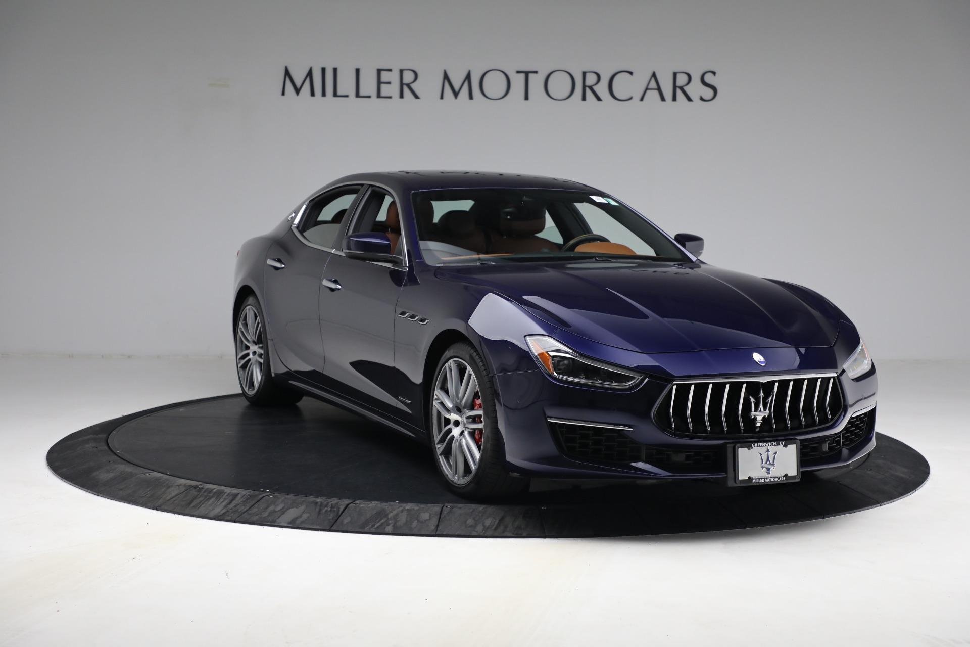 New 2018 Maserati Ghibli S Q4 GranLusso | Greenwich, CT