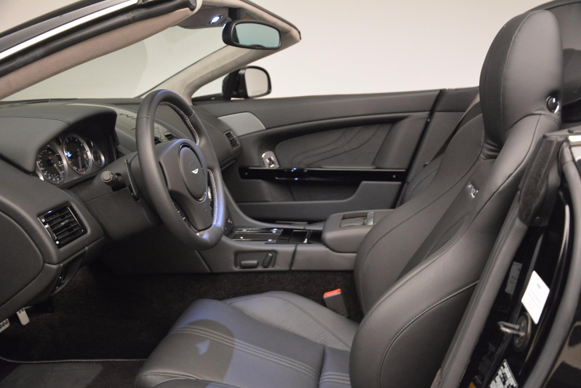 New 2016 Aston Martin V8 Vantage Roadster   Greenwich, CT