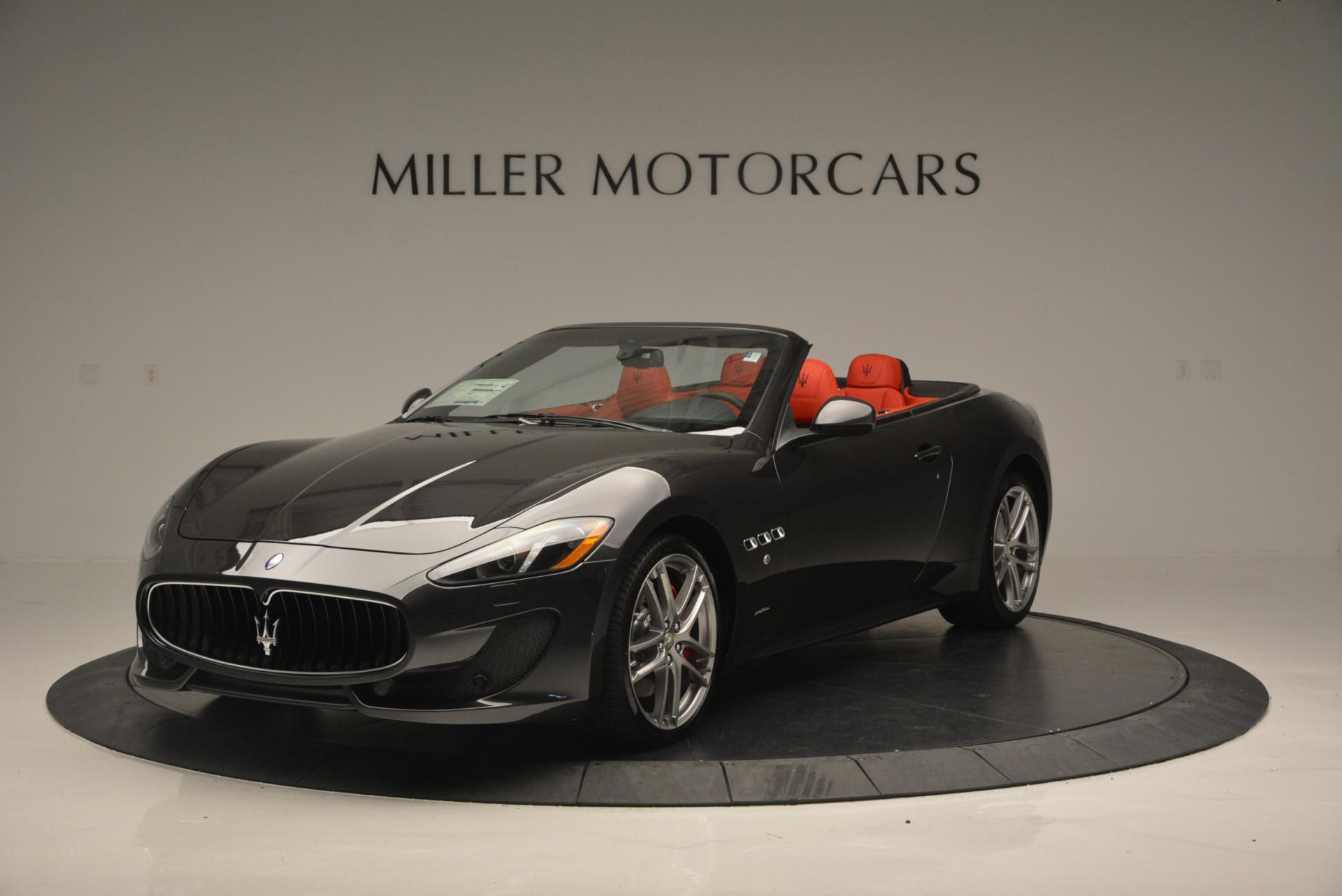 New 2017 Maserati Granturismo Convertible Sport Greenwich Ct