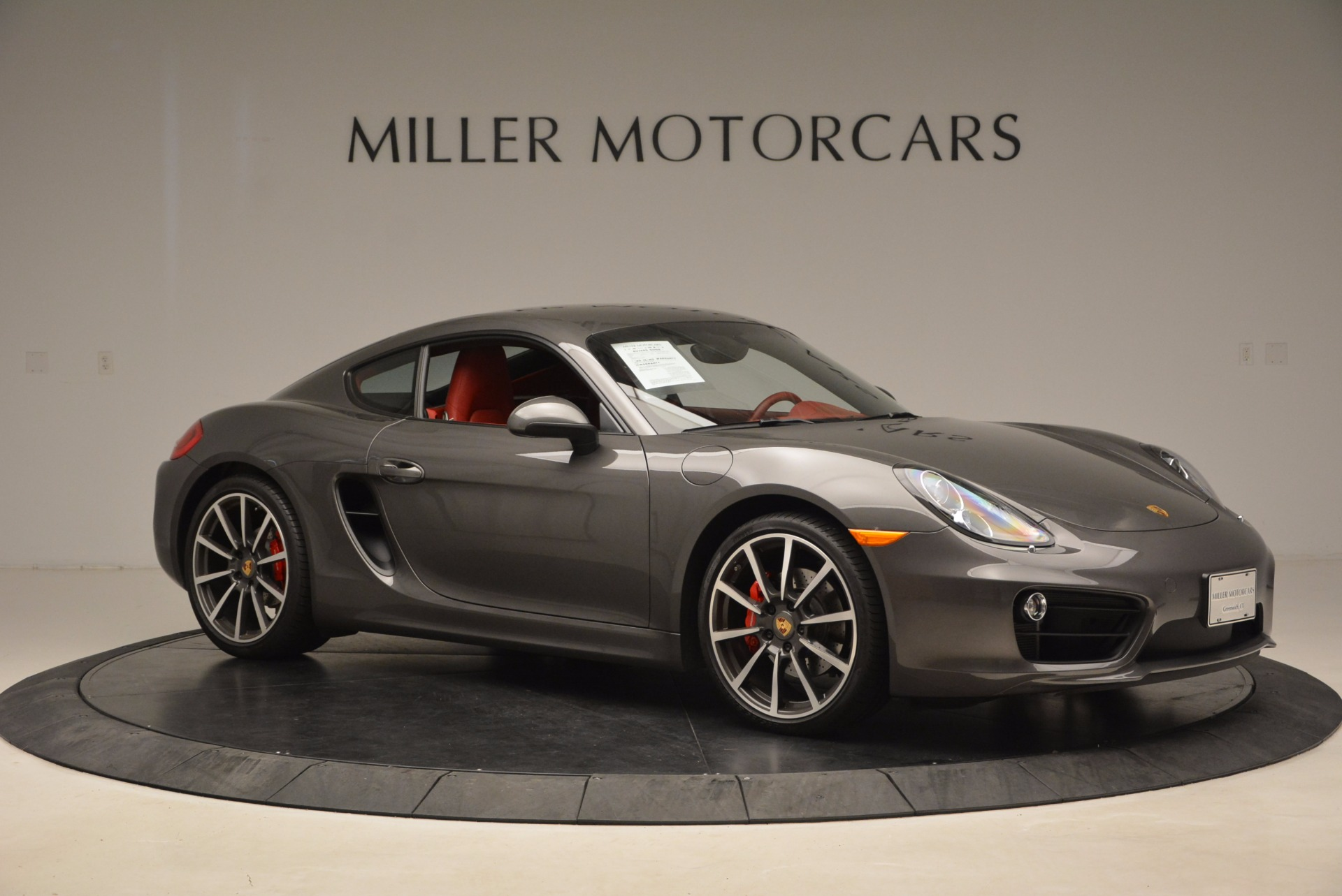 Used 2014 Porsche Cayman S S | Greenwich, CT