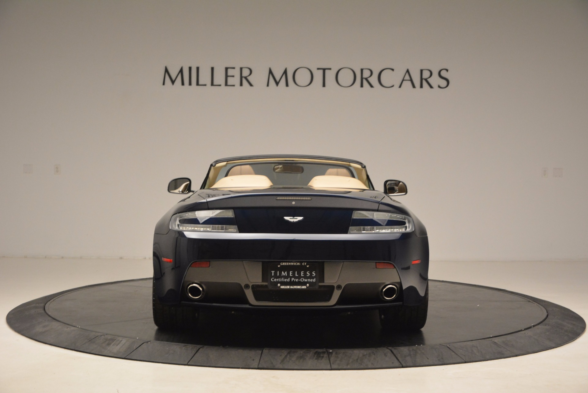 Used 2014 Aston Martin V8 Vantage Roadster | Greenwich, CT