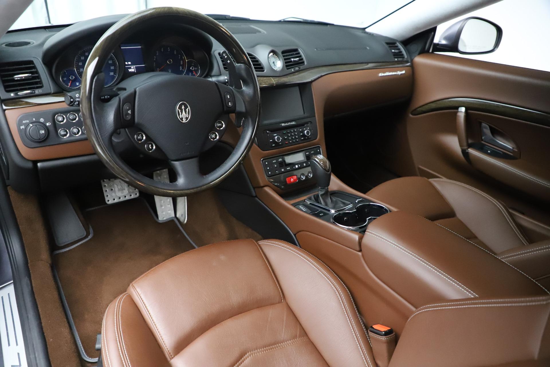 New 2016 Maserati GranTurismo Sport- TEST DRIVE SPECIAL   Greenwich, CT