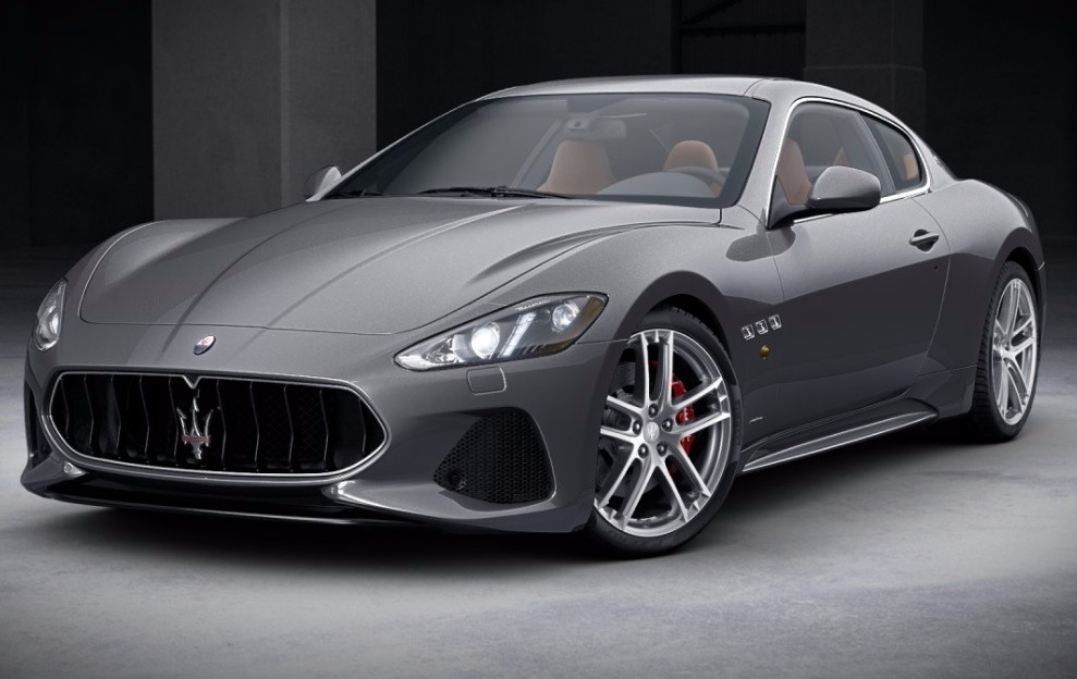 New 2018 Maserati Granturismo Sport Coupe Greenwich Ct