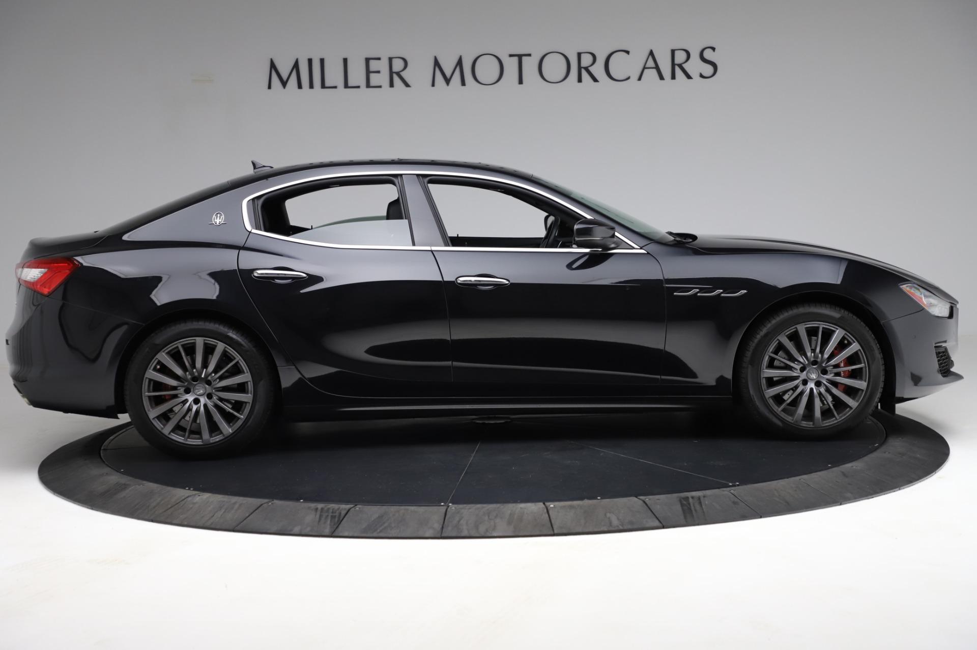 Used 2018 Maserati Ghibli S Q4 | Greenwich, CT