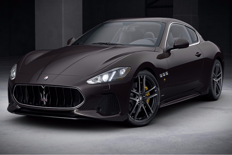 New 2018 Maserati Granturismo Sport Greenwich Ct
