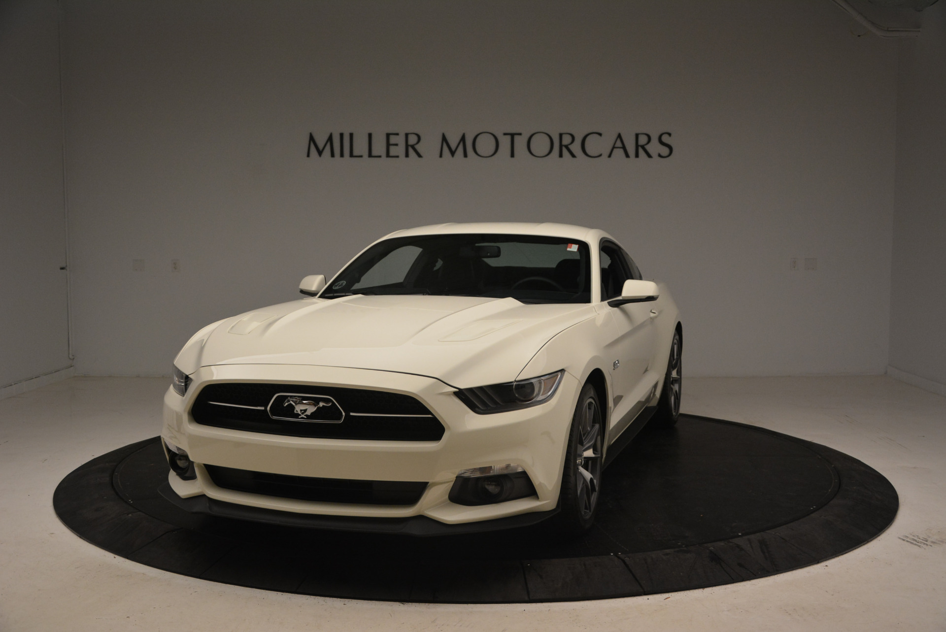 Used 2015 ford mustang gt 50 years limited edition greenwich ct