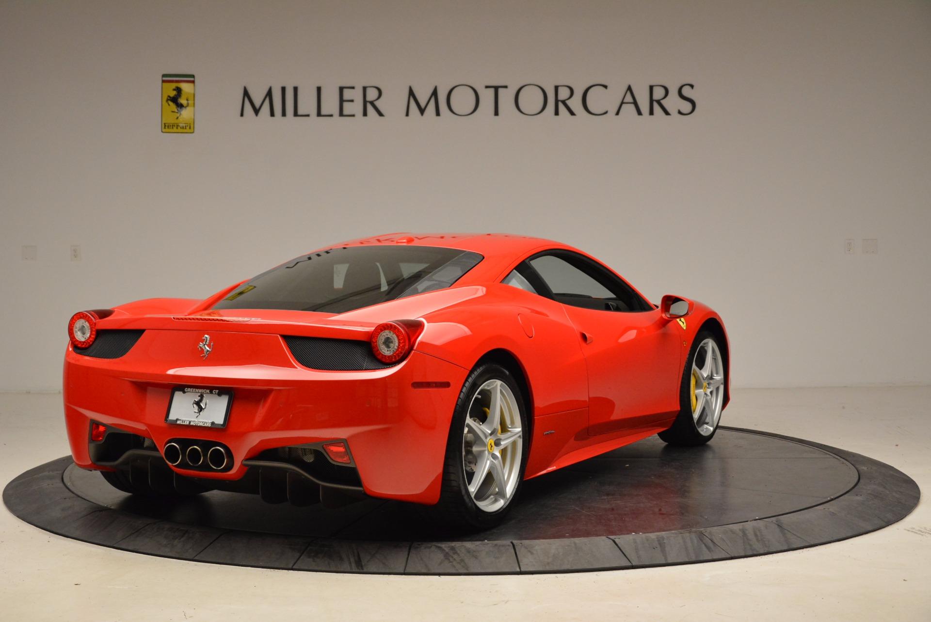 Used 2012 Ferrari 458 Italia  | Greenwich, CT