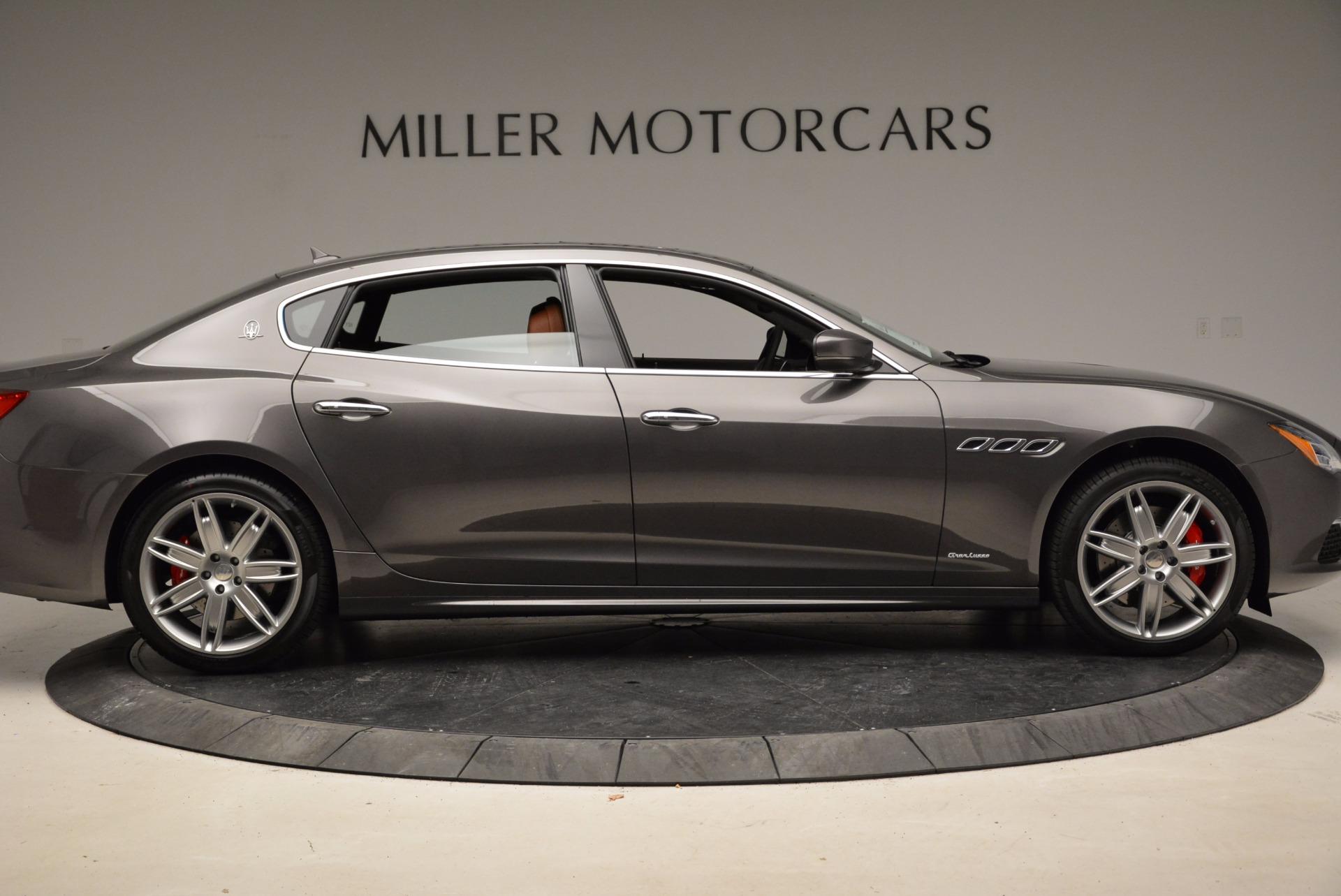 New 2018 Maserati Quattroporte S Q4 GranLusso | Greenwich, CT