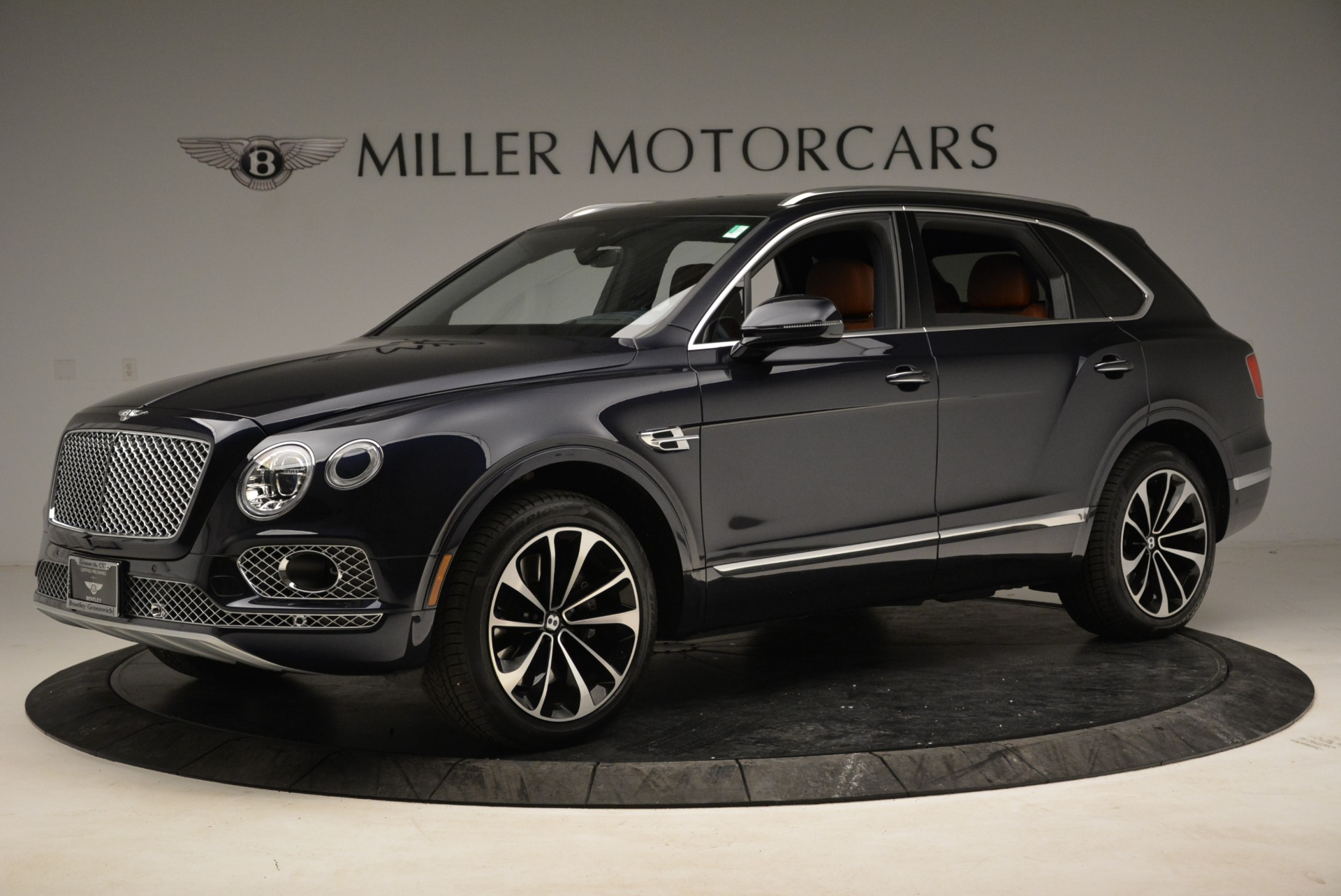 2017 Bentley Bentayga W12 Stock A1223A for sale near Greenwich CT
