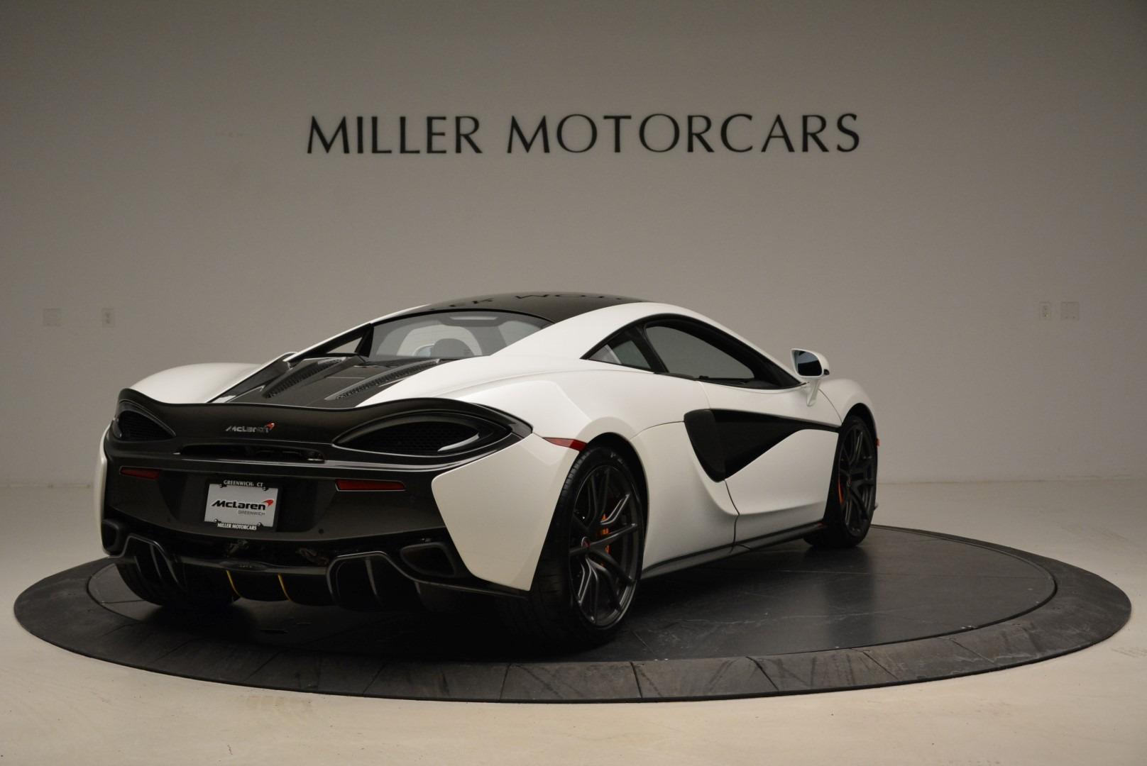 Used 2017 McLaren 570S    Greenwich, CT