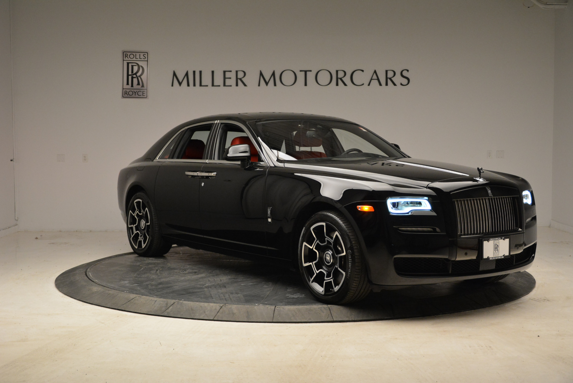 Used 2017 Rolls-Royce Ghost Black Badge | Greenwich, CT