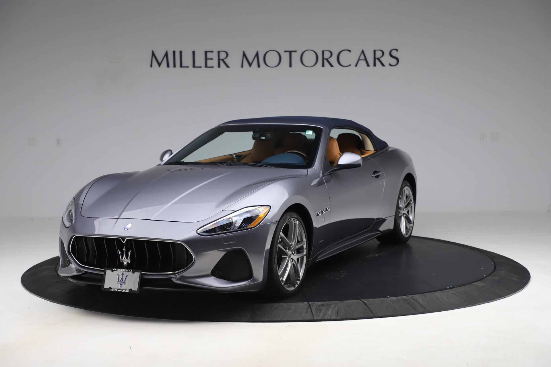 New 2018 Maserati GranTurismo Sport Convertible | Greenwich, CT