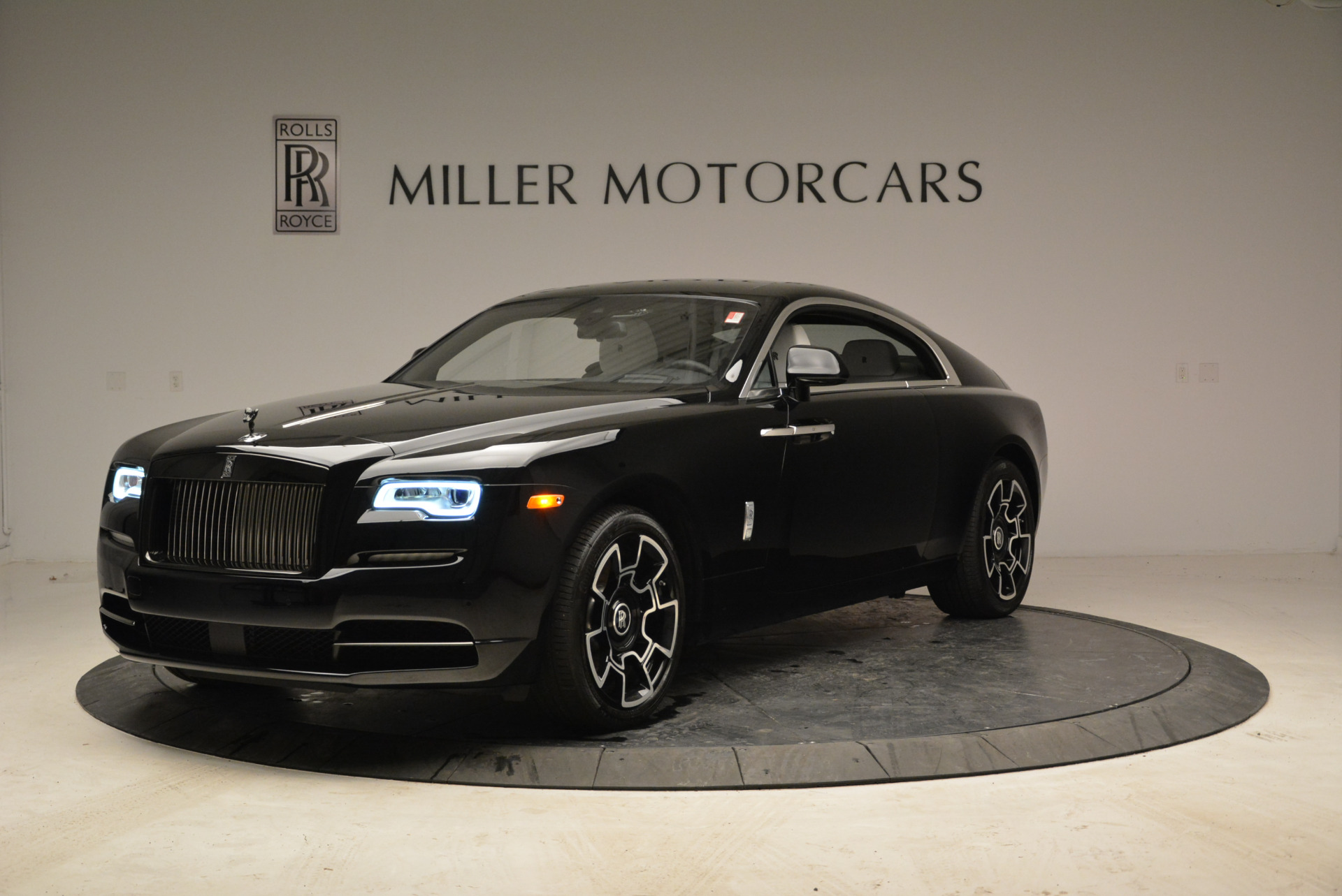Used 2017 Rolls Royce Wraith Black Badge Greenwich Ct