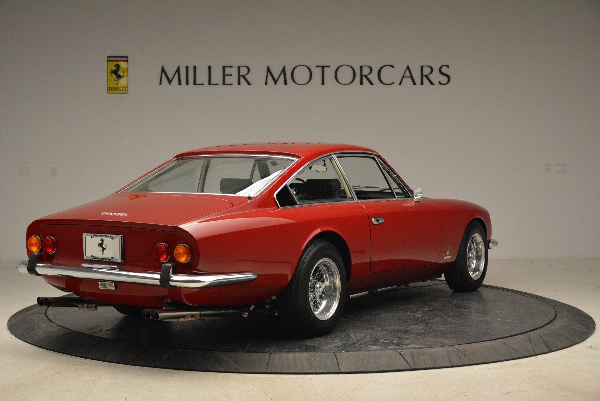 Used 1969 Ferrari 365 GT 2+2  | Greenwich, CT
