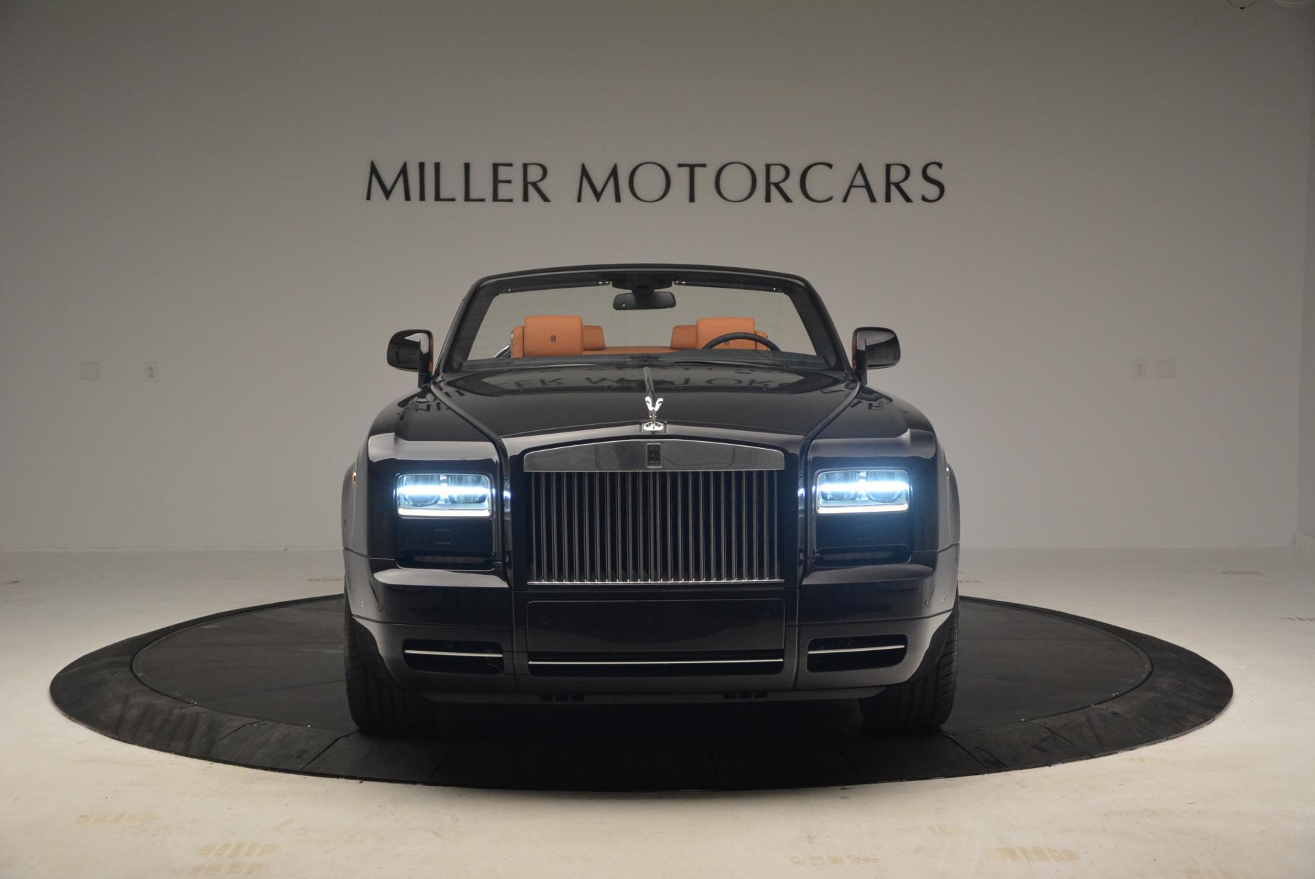 New 2016 Rolls-Royce Phantom Drophead Coupe Bespoke | Greenwich, CT