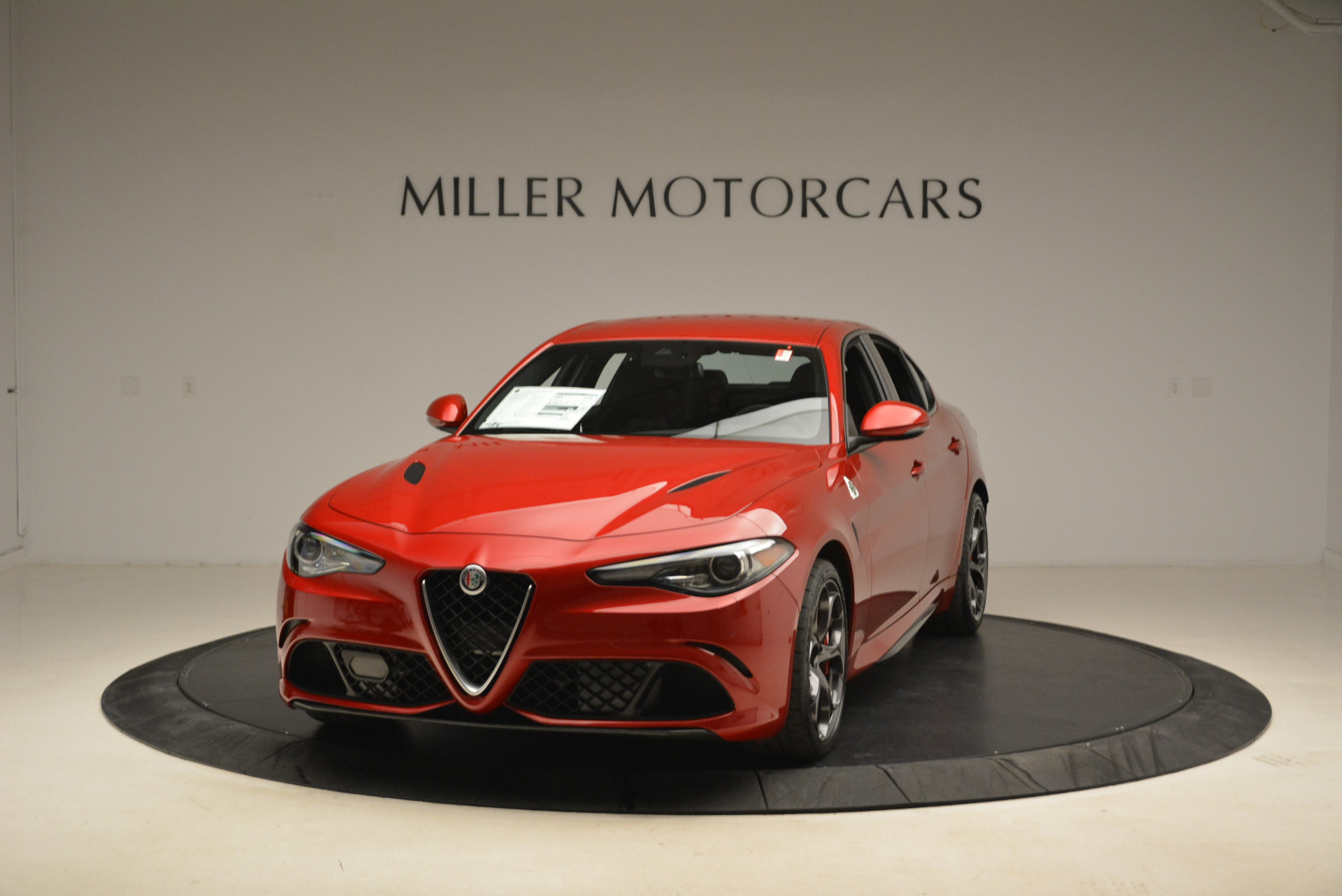 2018 Alfa Romeo Giulia Quadrifoglio Stock Lw138 For Sale Near