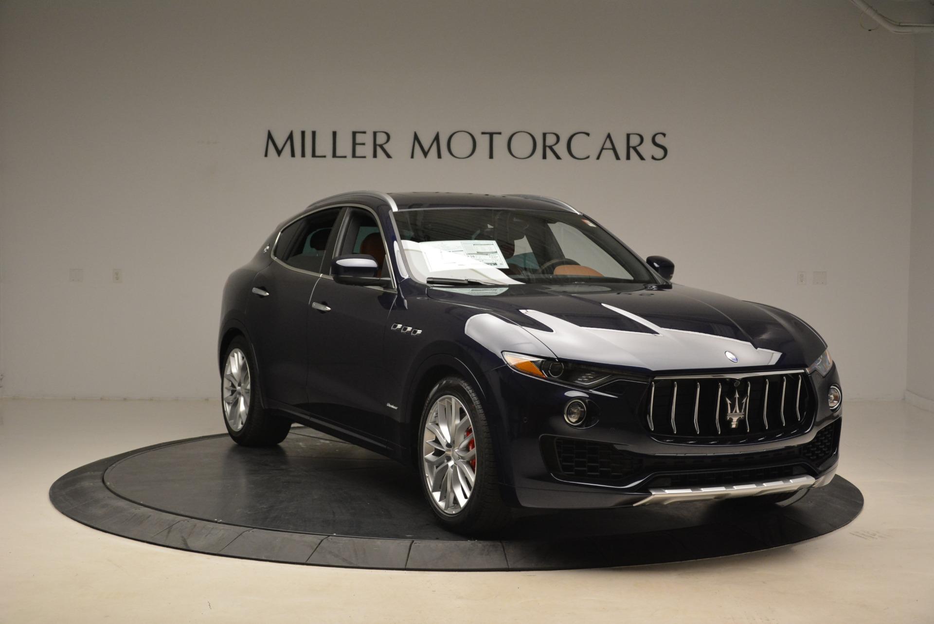 New 2018 Maserati Levante S Q4 GranLusso   Greenwich, CT