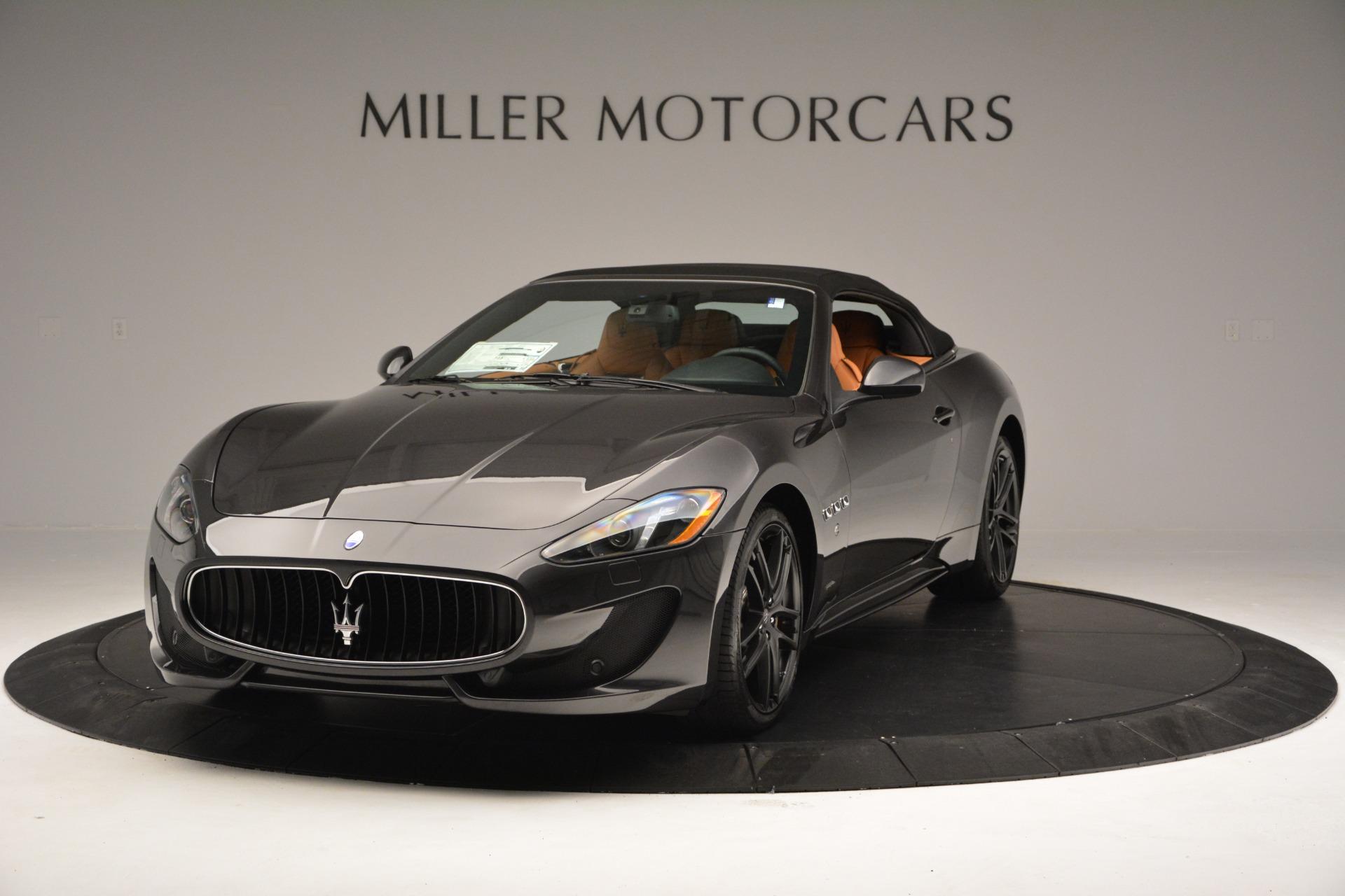 Used 2015 Maserati GranTurismo Sport Convertible | Greenwich, CT