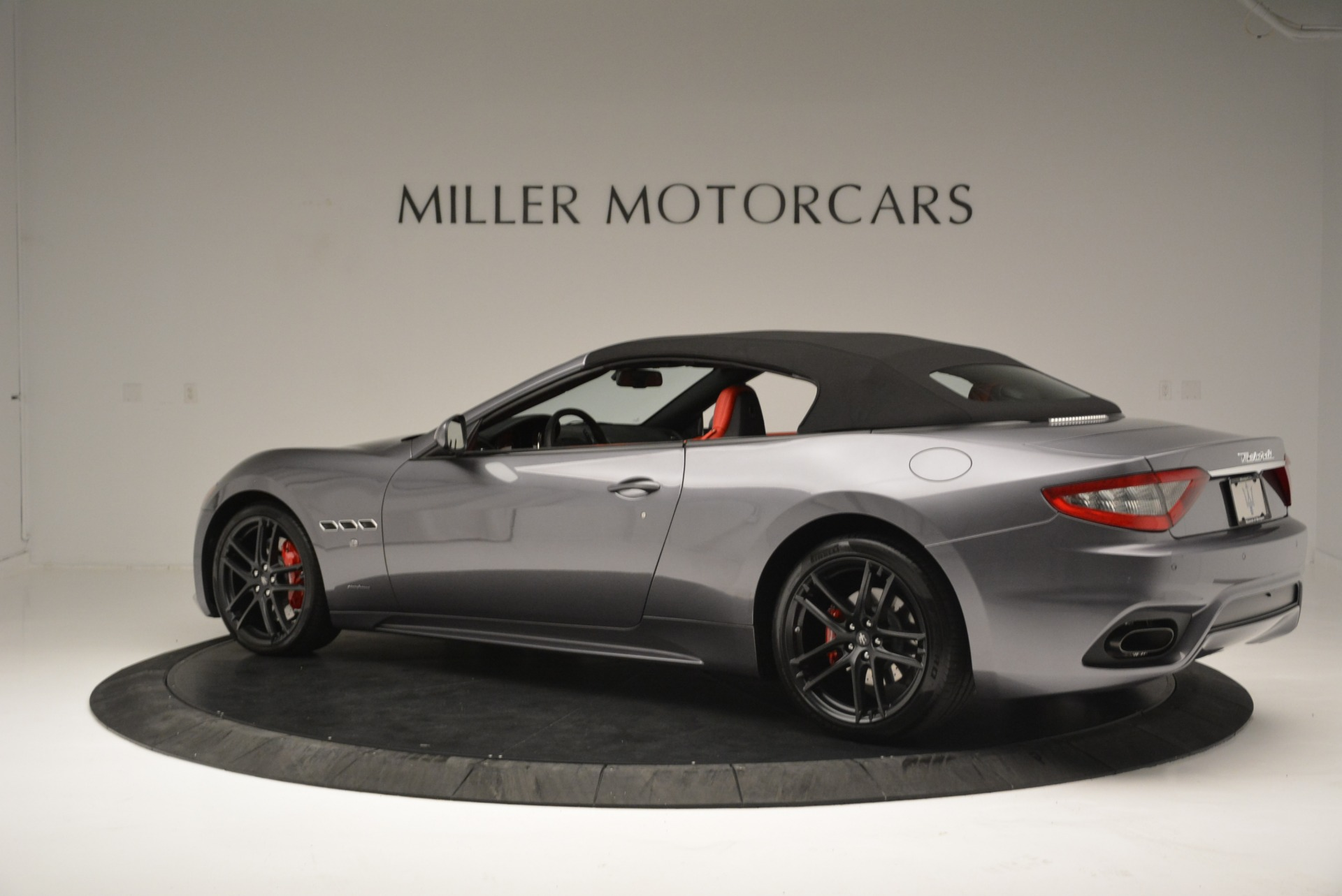 New 2018 Maserati GranTurismo Sport Convertible | Greenwich, CT