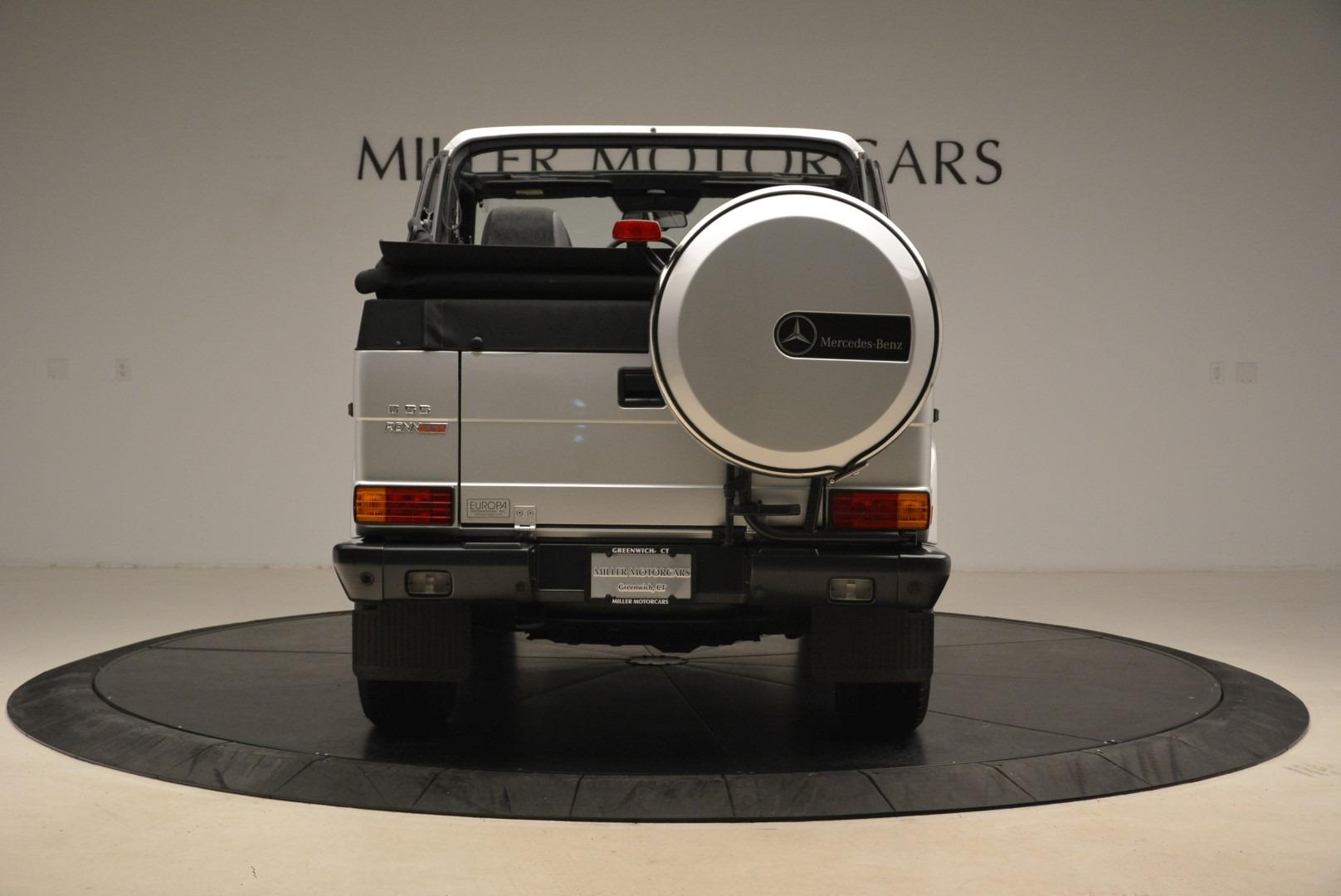 Used 2000 Mercedes-Benz G500 RENNTech  | Greenwich, CT