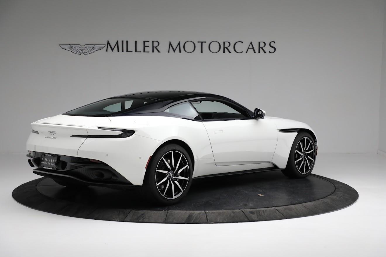 New 2018 Aston Martin DB11 V8 Coupe | Greenwich, CT