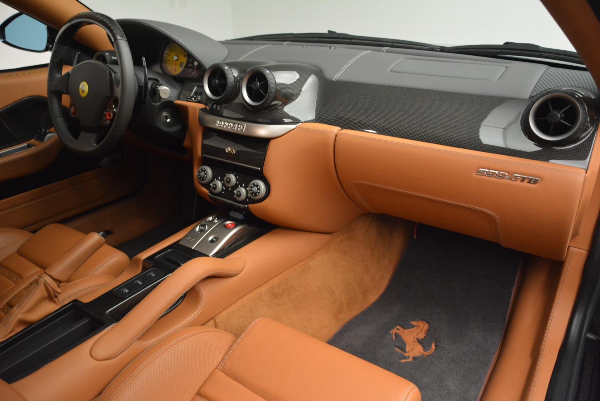 Used 2010 Ferrari 599 GTB Fiorano  | Greenwich, CT
