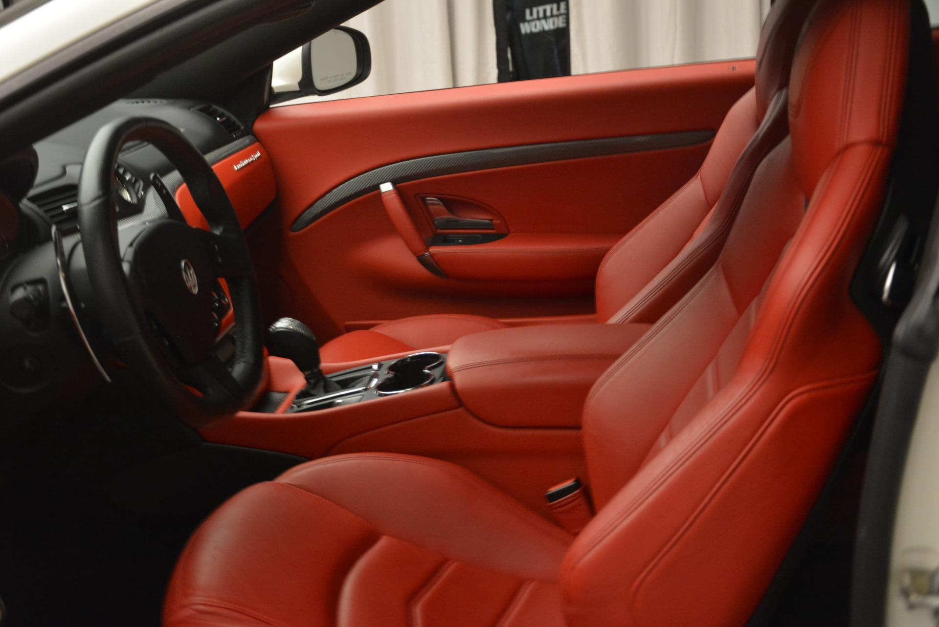Used 2015 Maserati GranTurismo Sport | Greenwich, CT