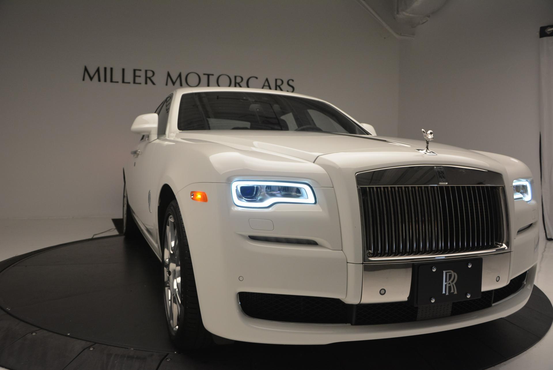 New 2016 Rolls-Royce Ghost Series II    Greenwich, CT