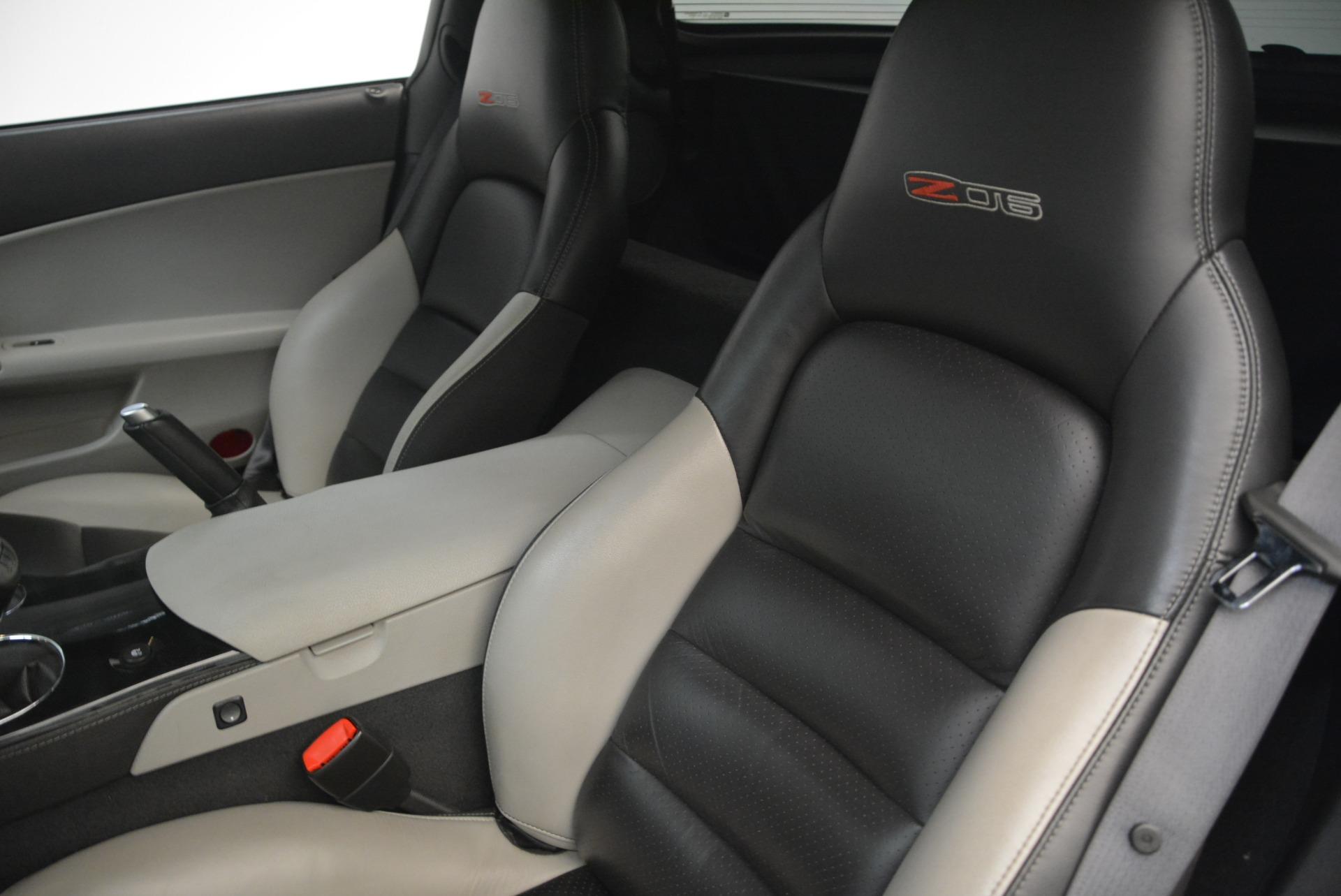 Used 2006 Chevrolet Corvette Z06   Greenwich, CT